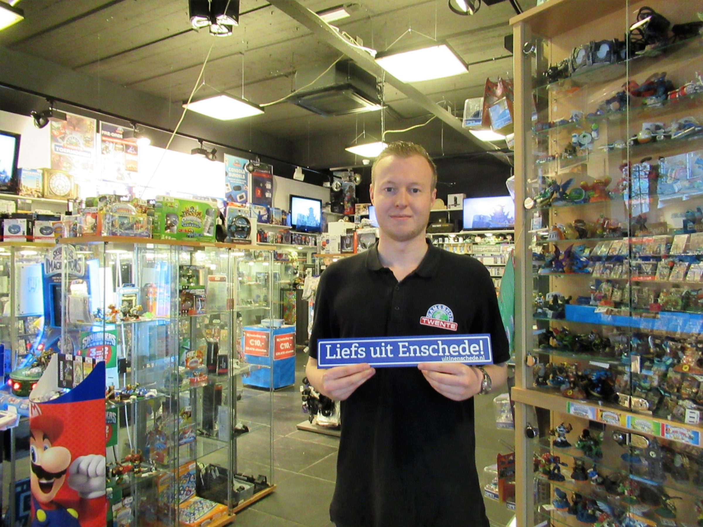2017 Liefs Uit Enschede Gameshop Marketing En Campagnes
