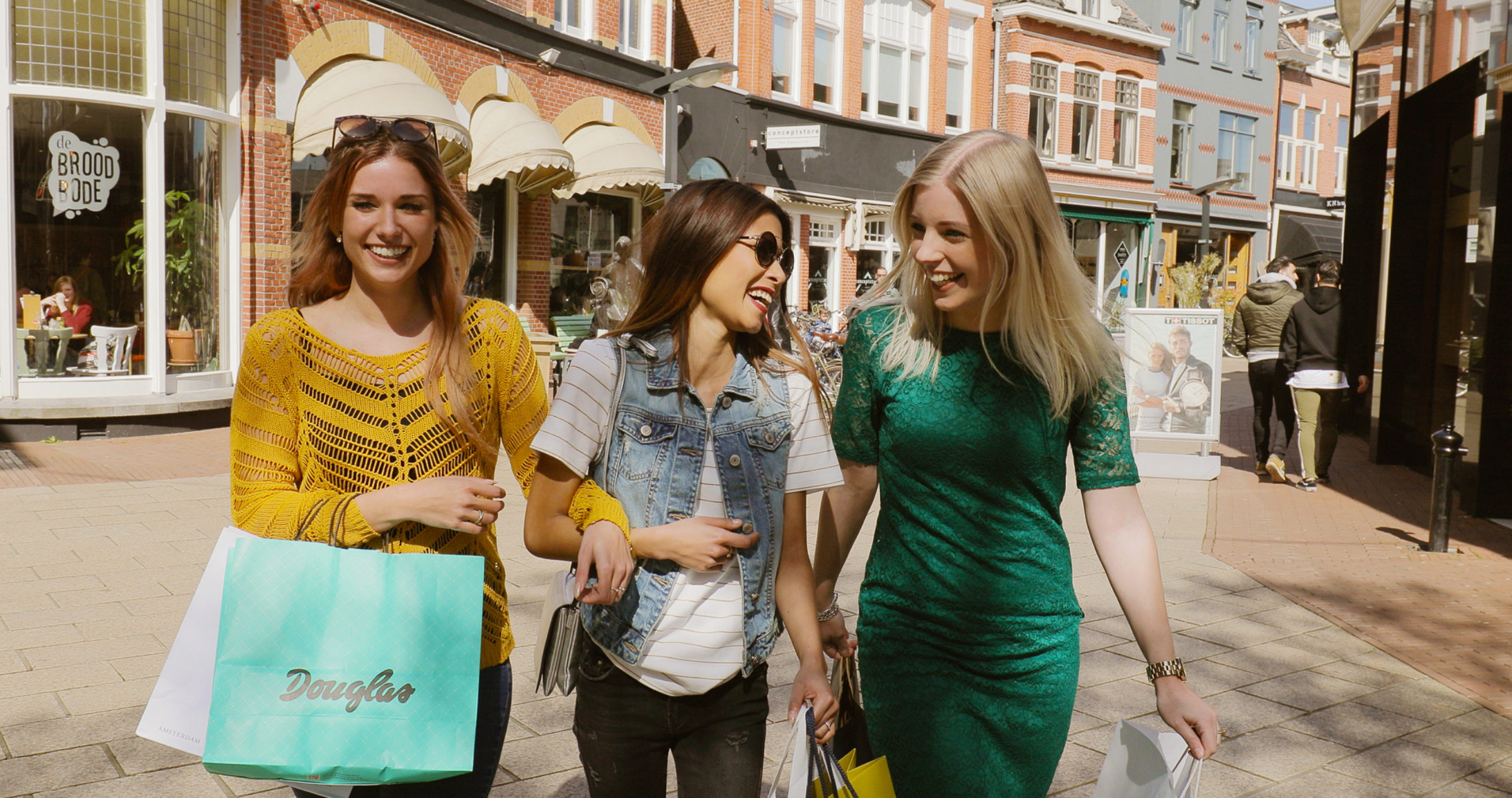 Shoppen in Enschede