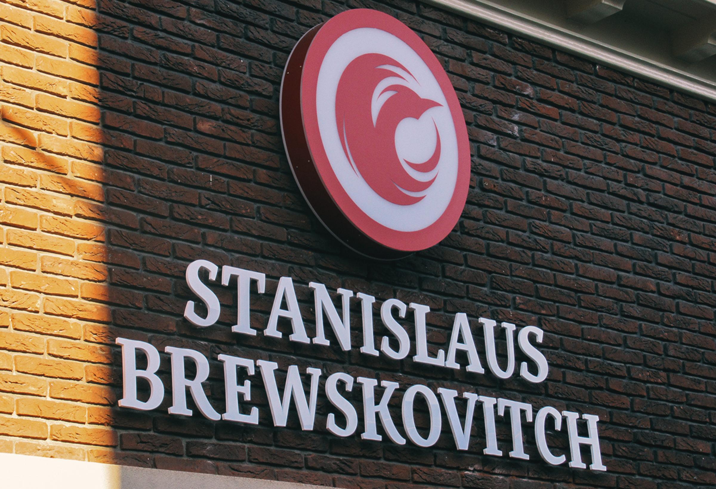 2018 Stanislaus Brewskovitch Bewerkt Horeca
