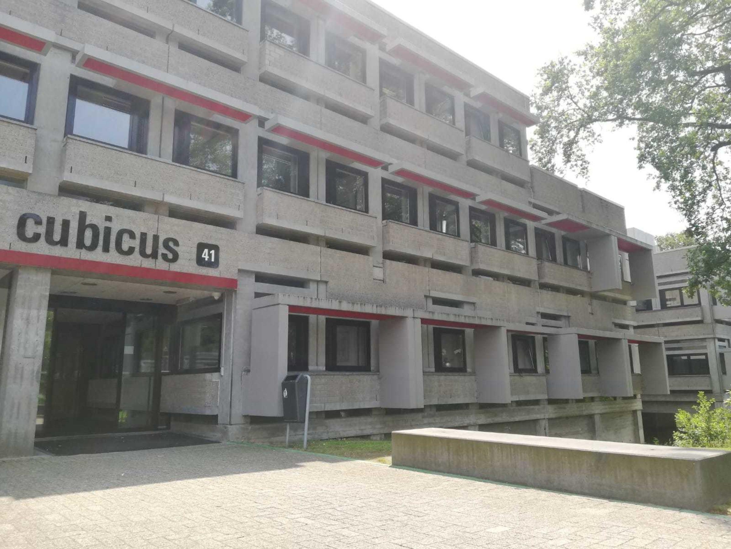2019 Marscha Nijhuis Cubicus