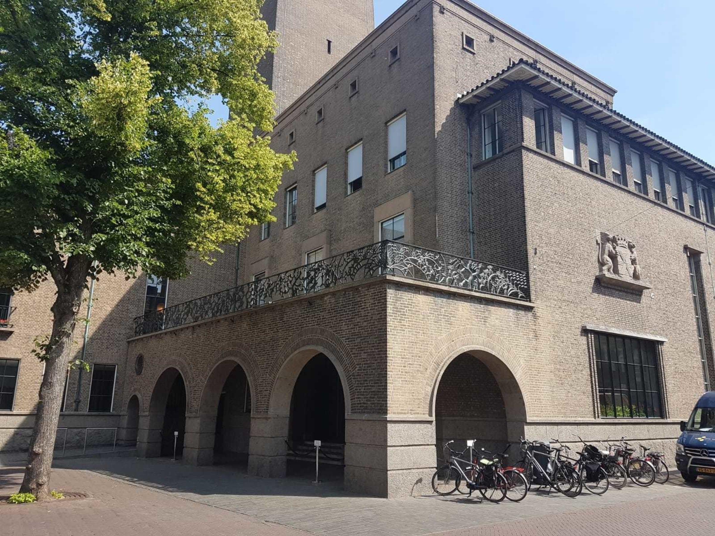 2019 Stadhuis Balkon Balkonroute 1