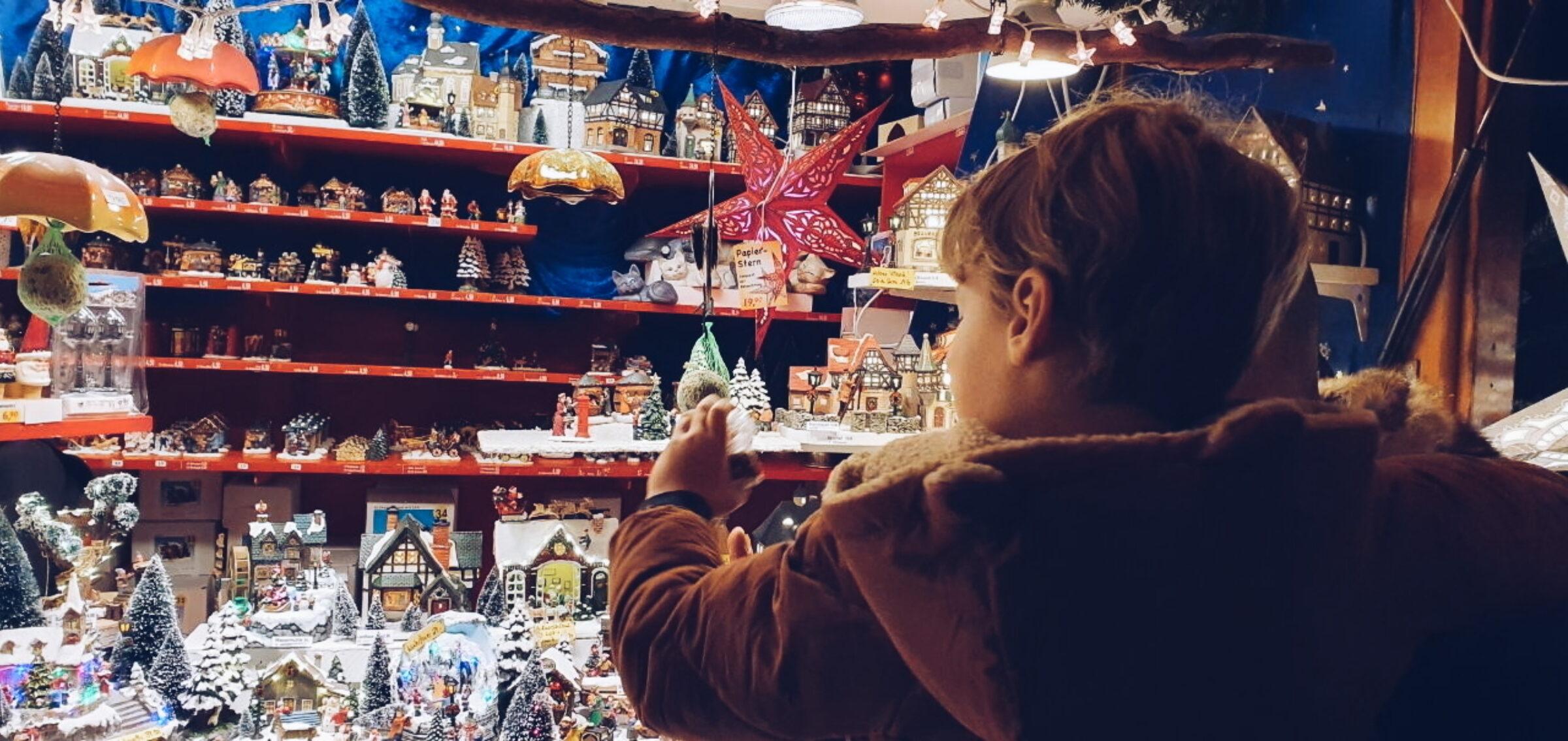 Kraampje kerstmarkt Osnabruck