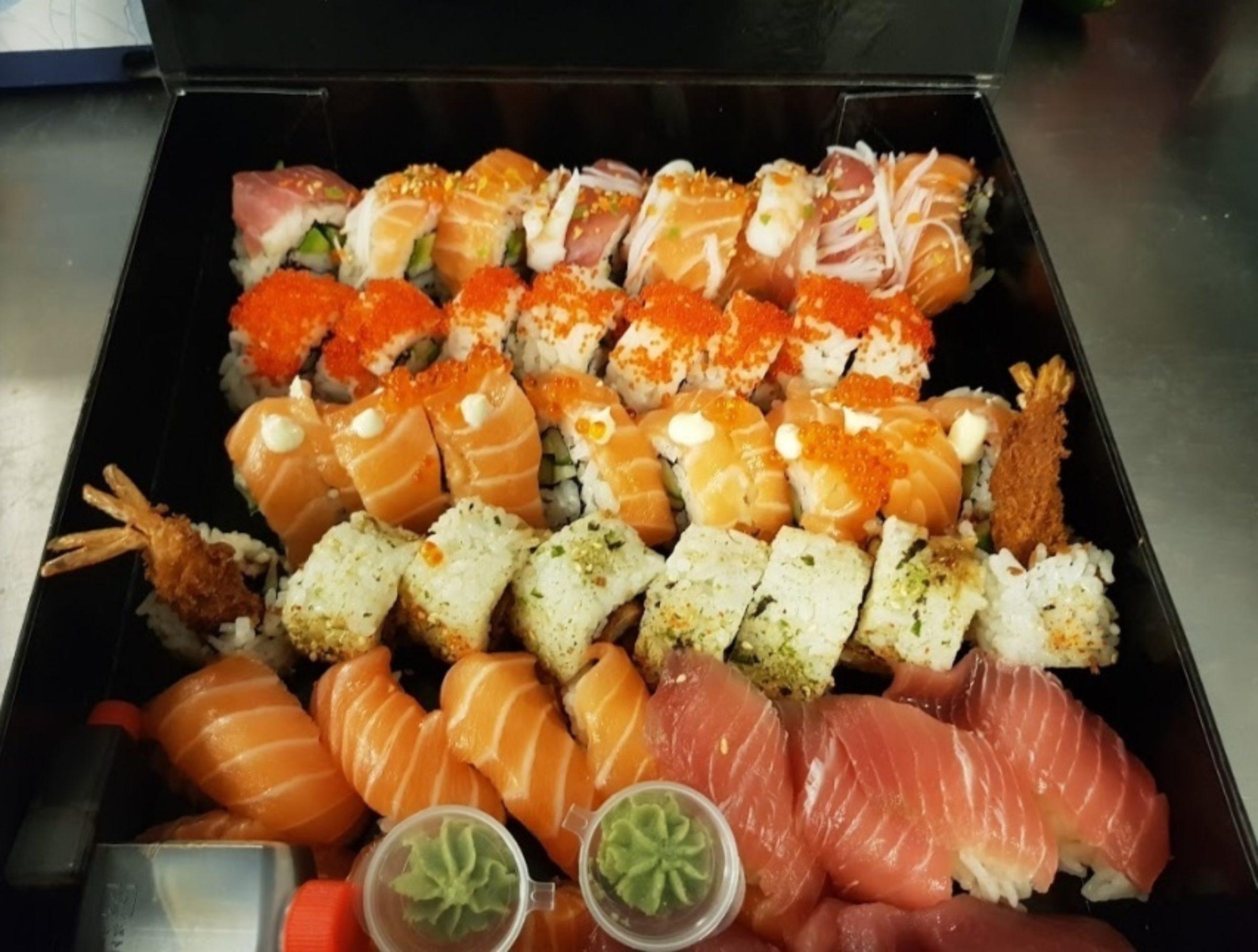 Mercurius Sushi Enschede