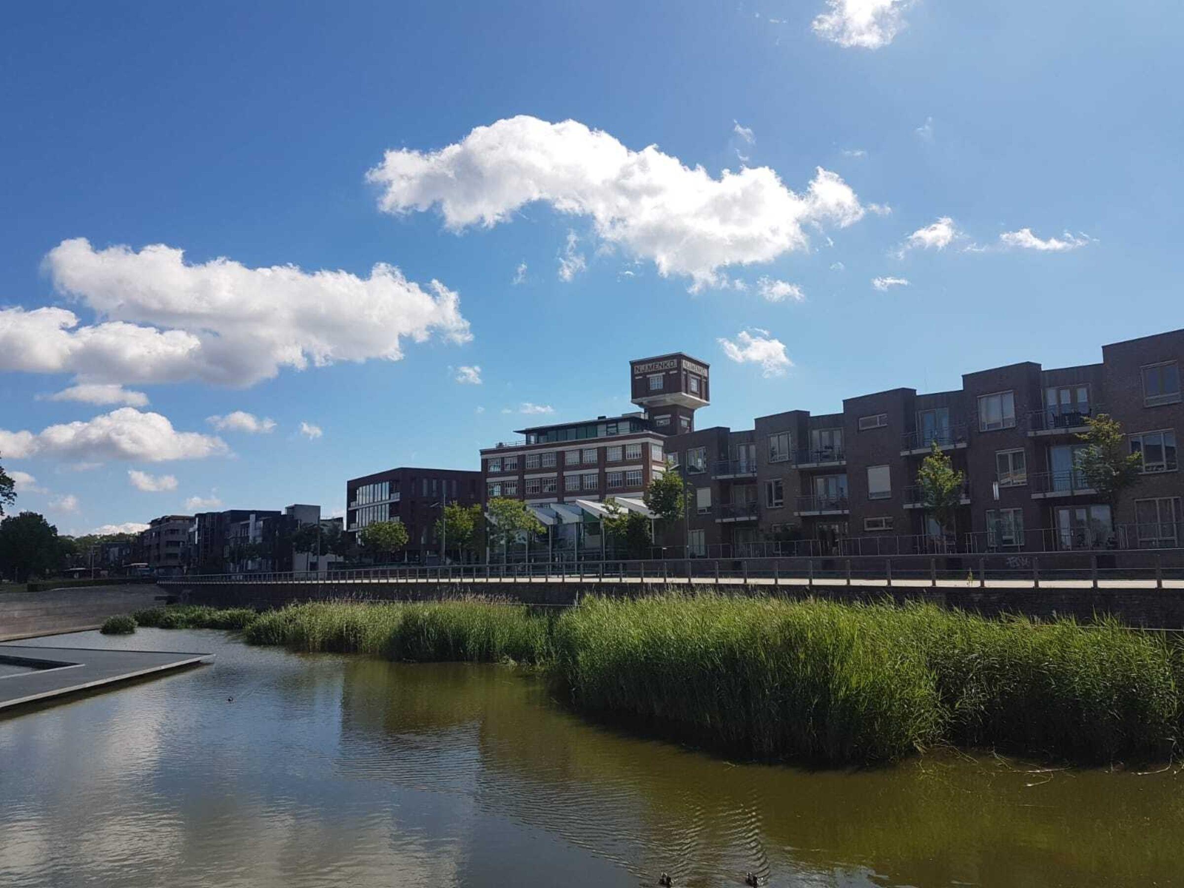 Roombeek Menko Watertoren Enschede