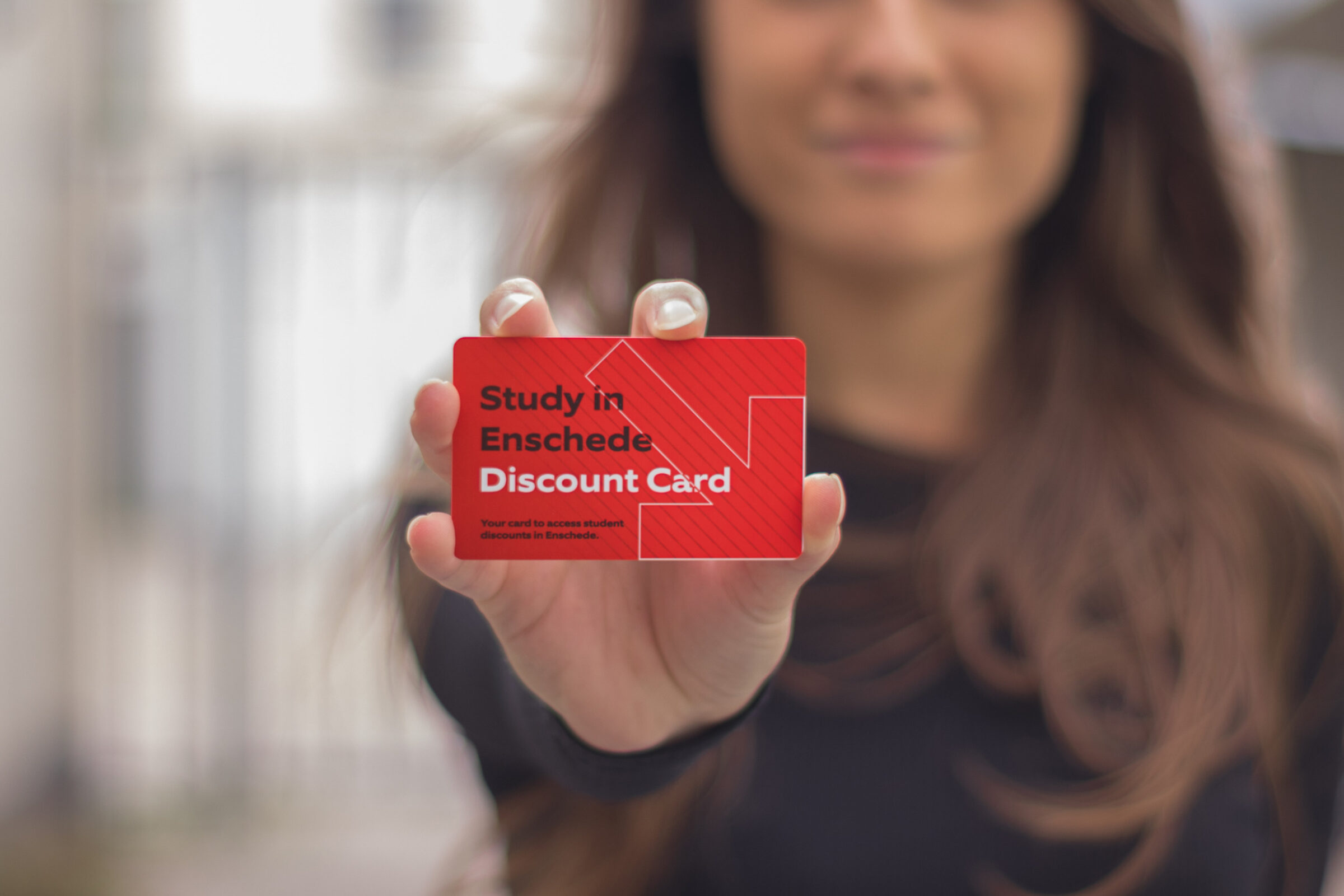 Study in Enschede Discount card
