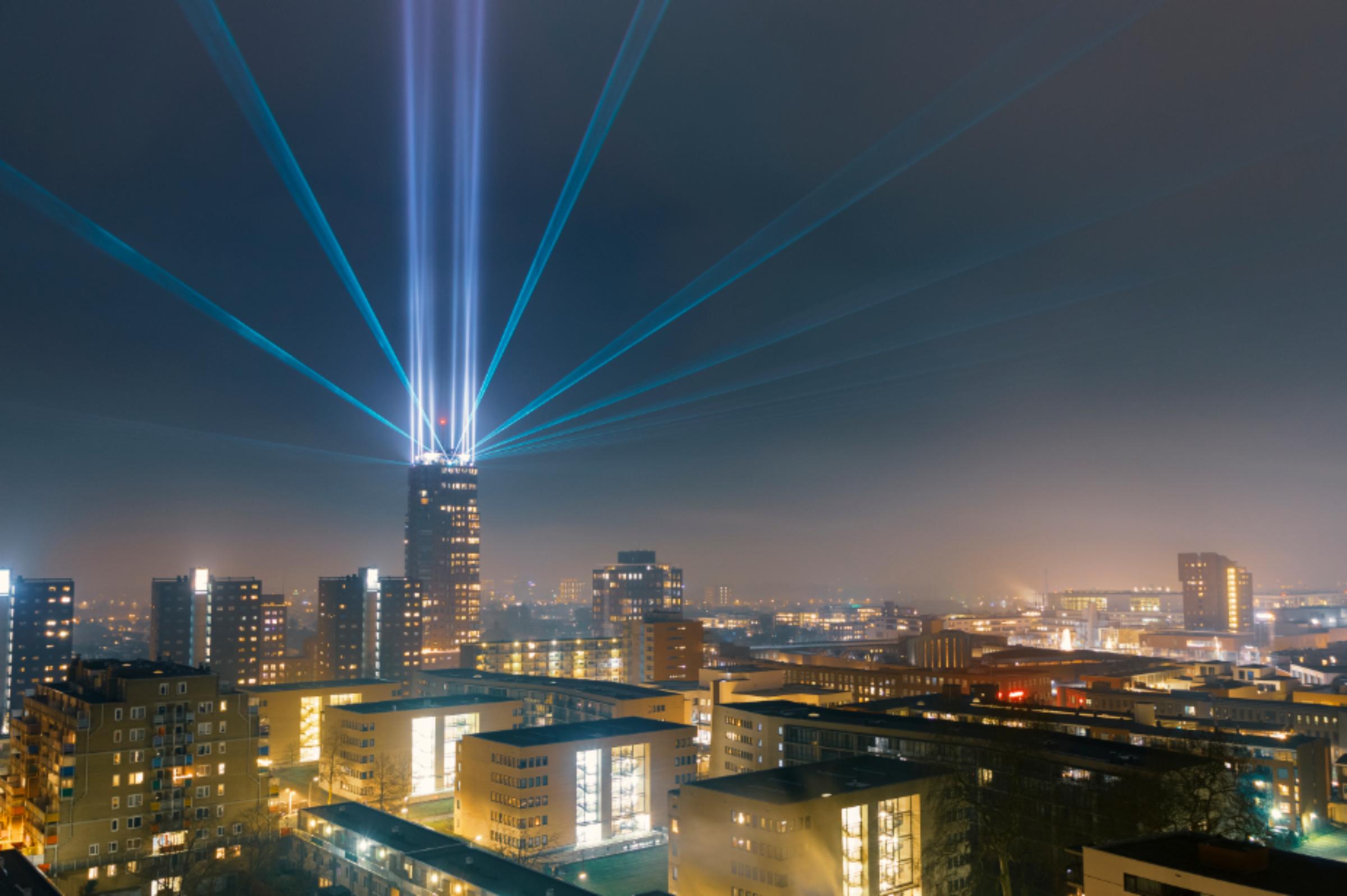 Enschede Lights up