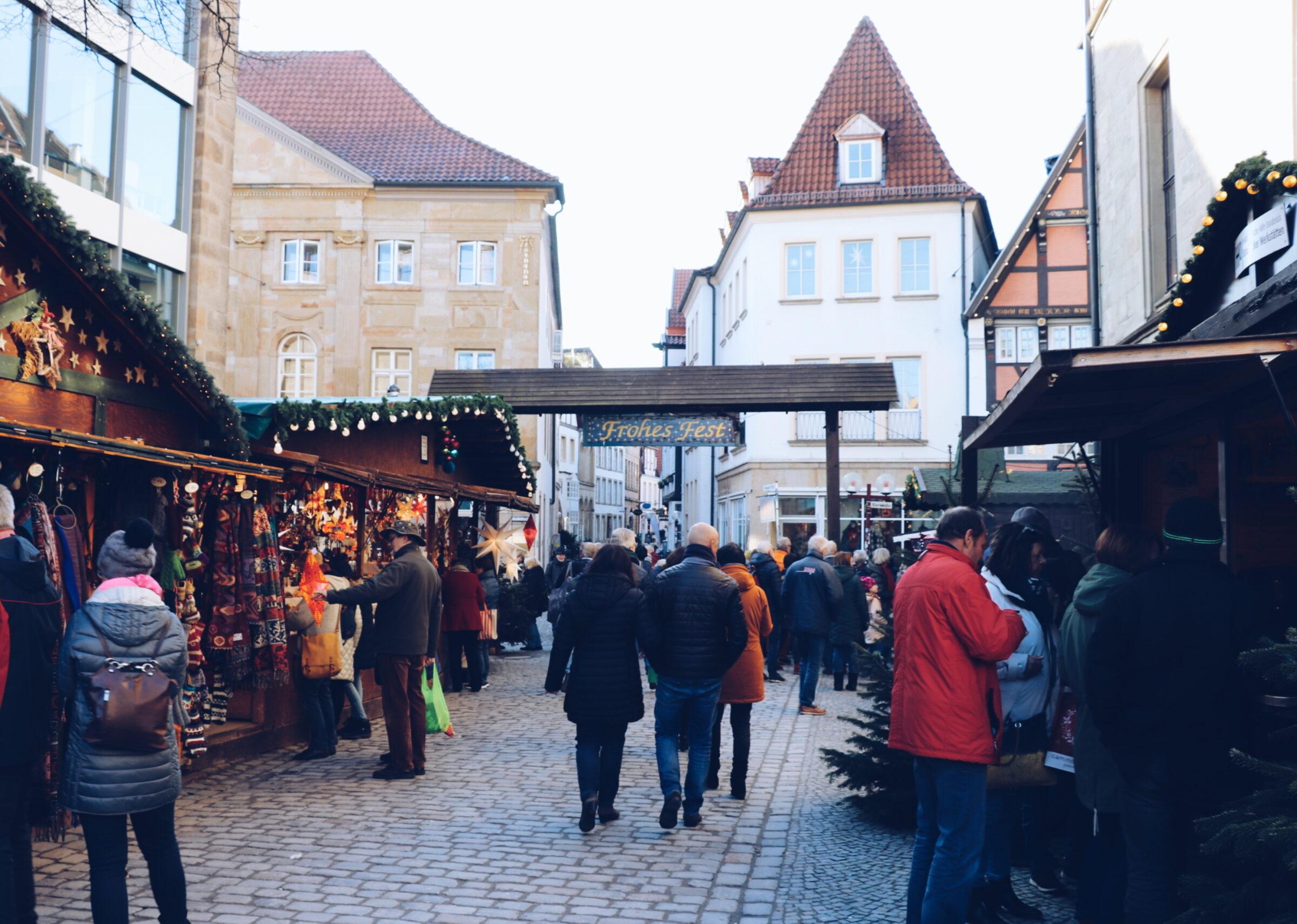 Kerstmarkt Osnabruck