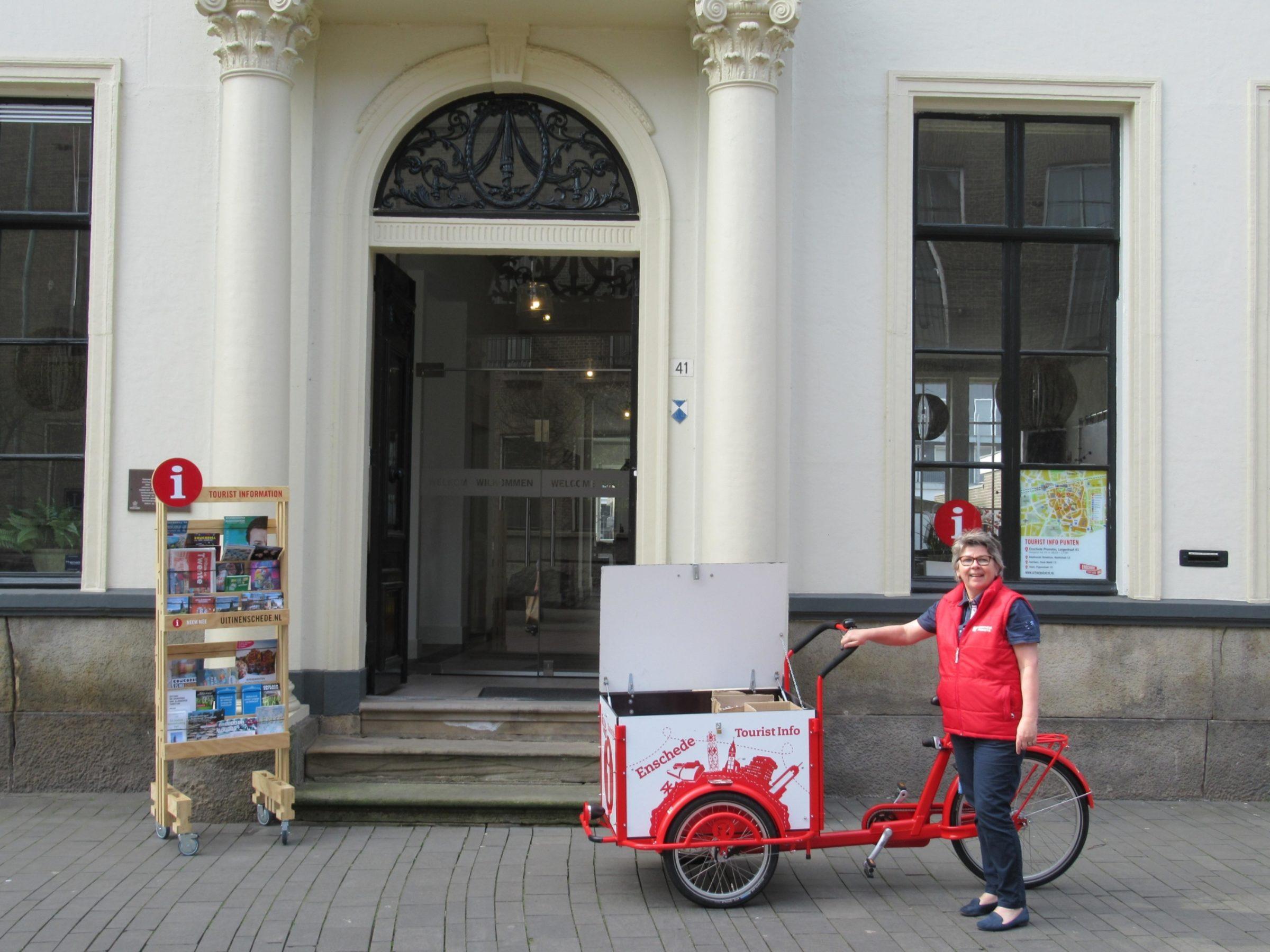 Tourist Info Enschede