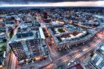 Luchtfoto Laurens Kuipers
