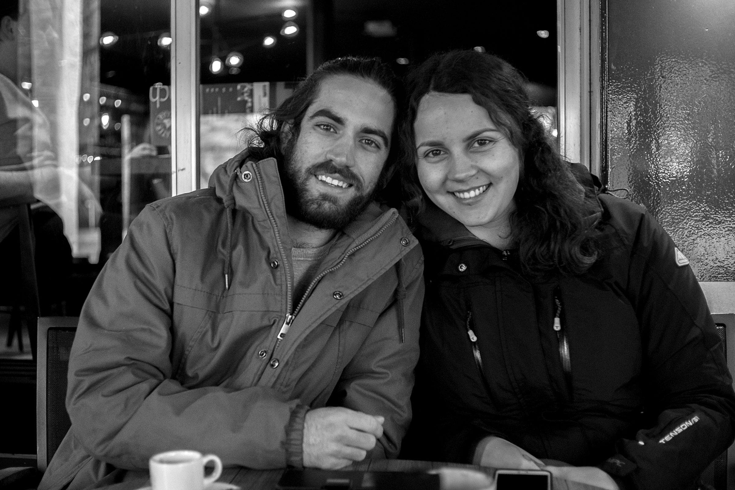 De mensen van Enschede - paula en alejandro