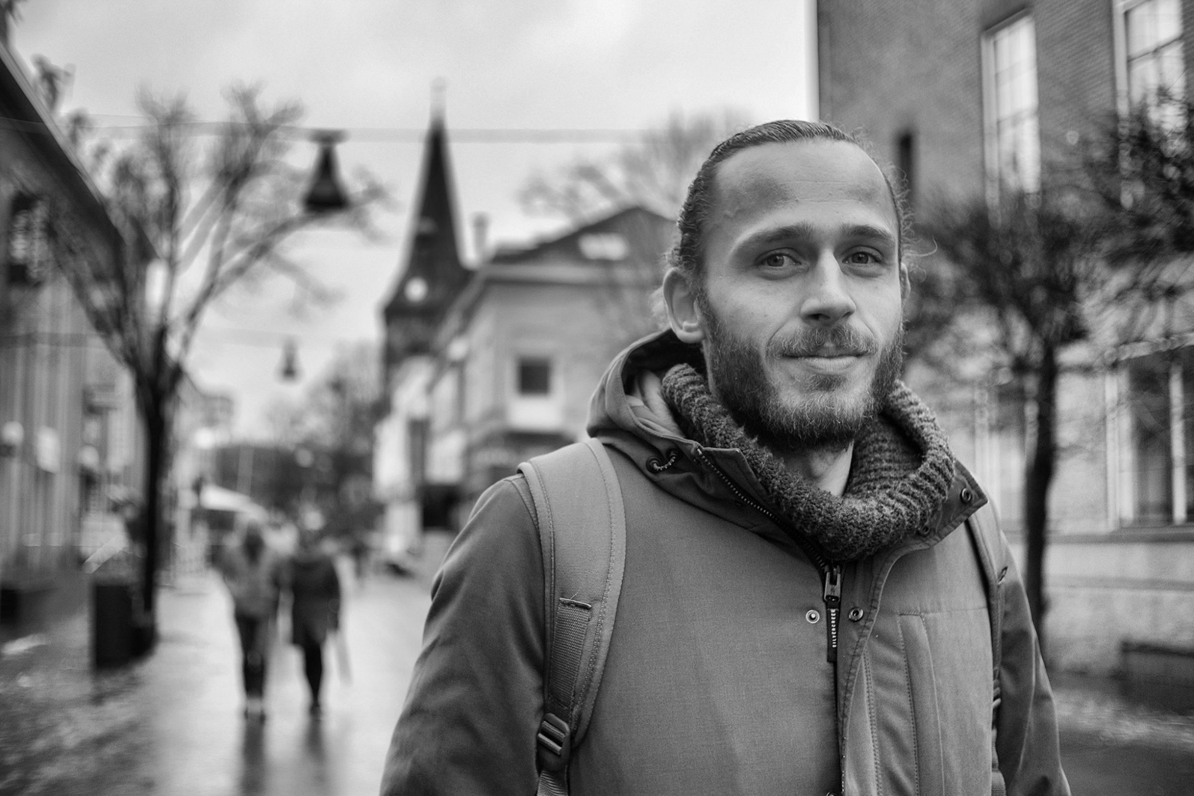 De mensen van Enschede - Dimitri