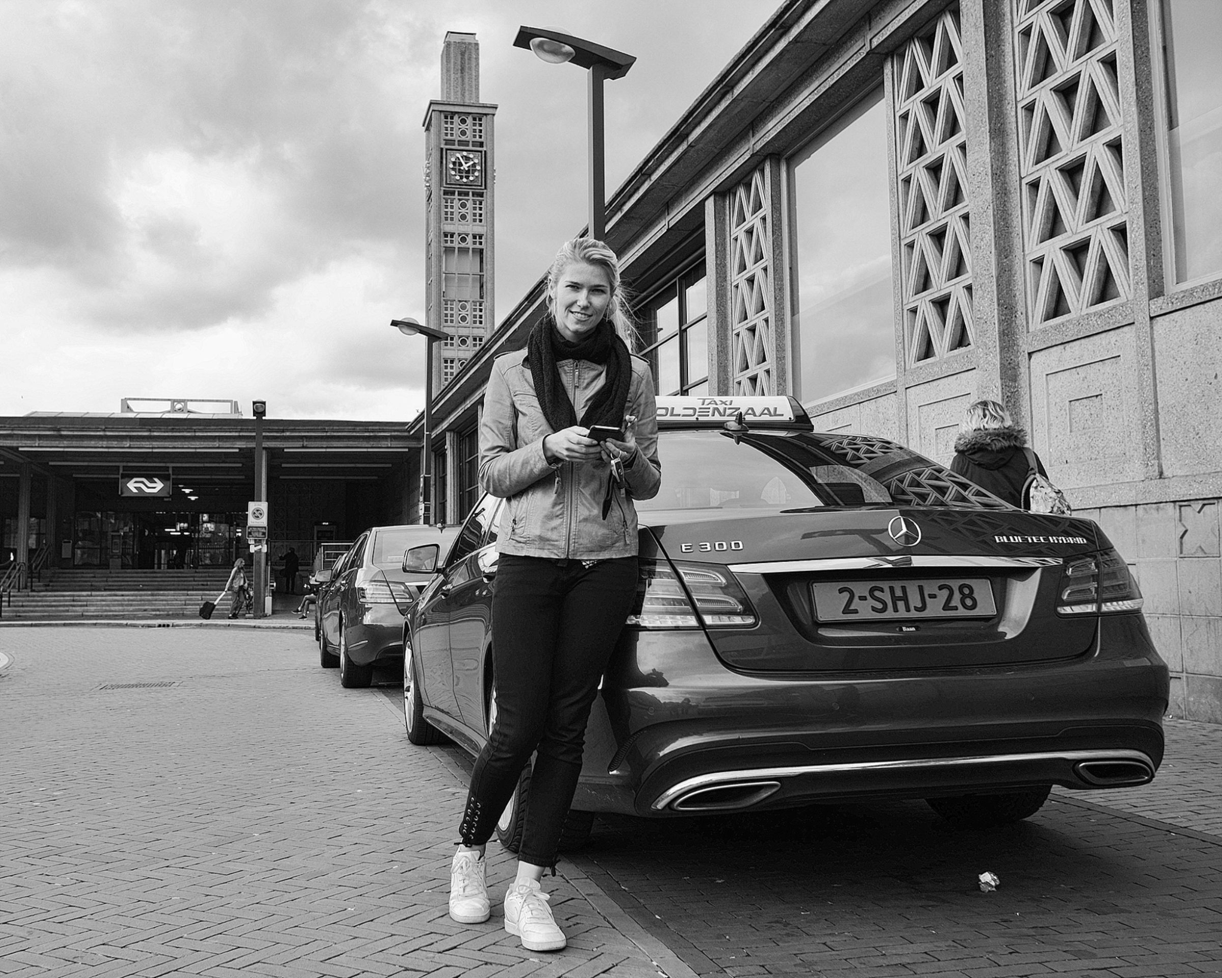 Mensen van Enschede - Michelle