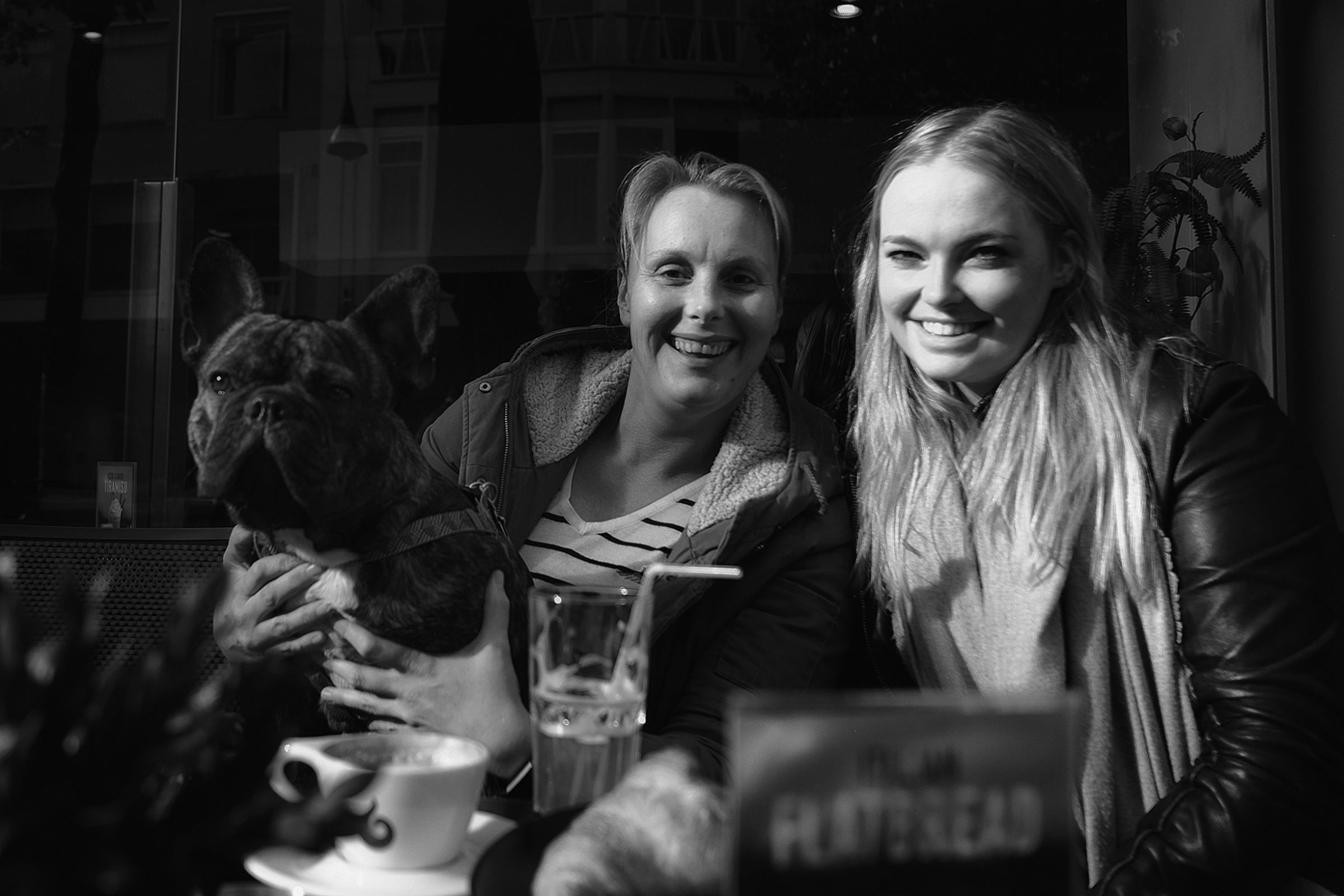 de mensen van Enschede - Anouk en Elise