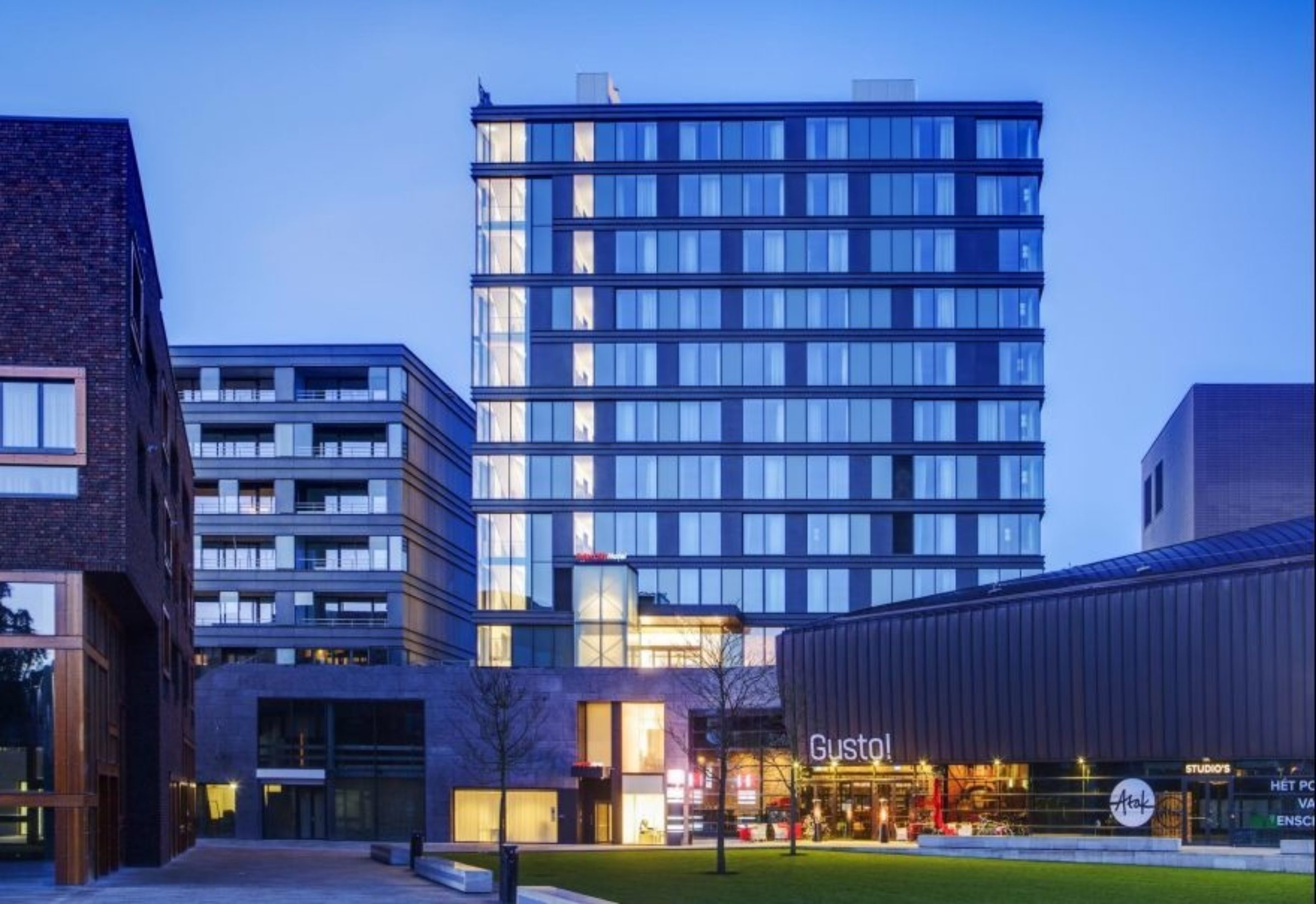 Intercity Hotel Enschede Centrum