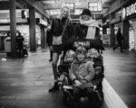 De mensen van Enschede - Rinske, Liam, Norah, Nila en Erna