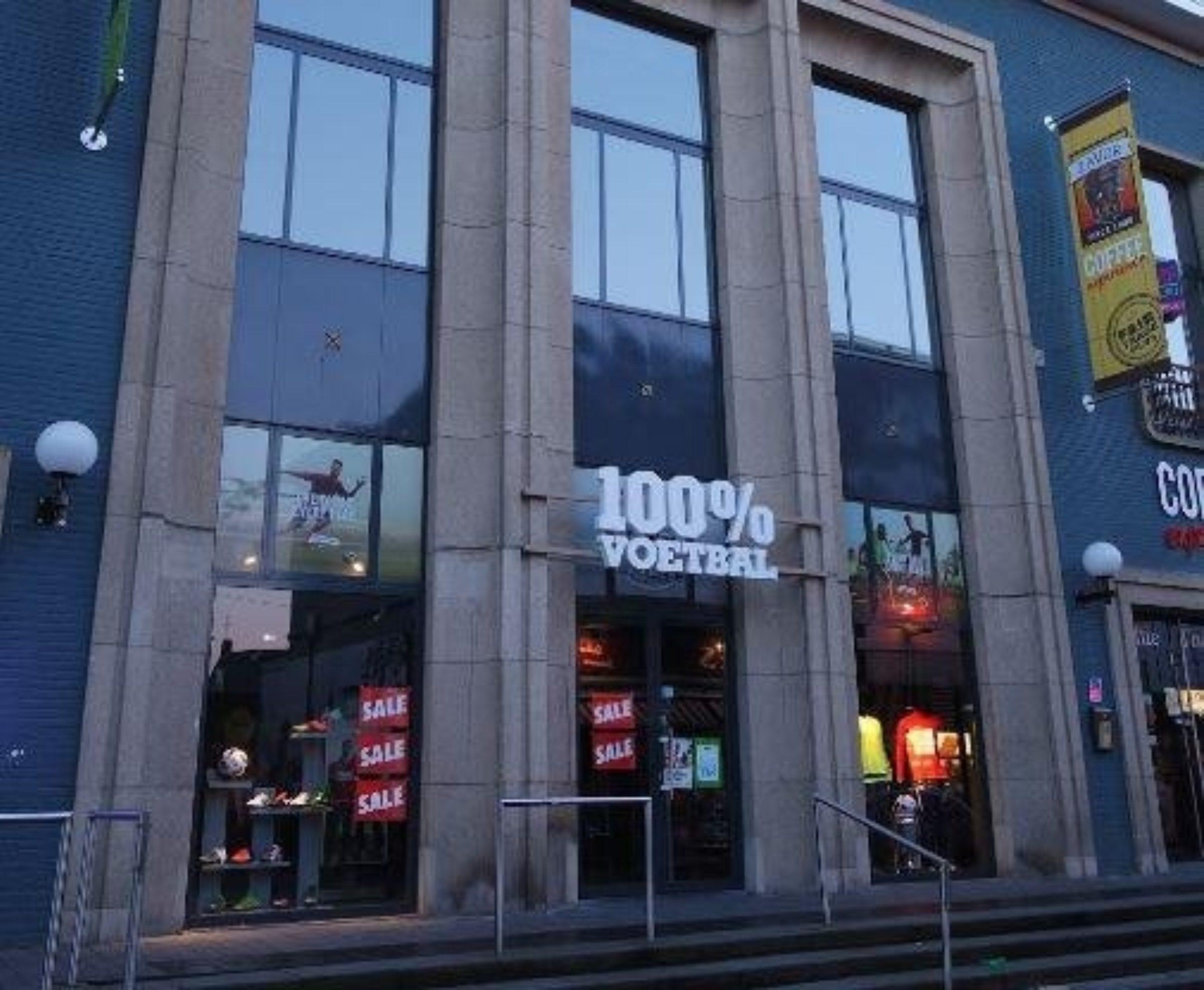 100% Voetbal Enschede