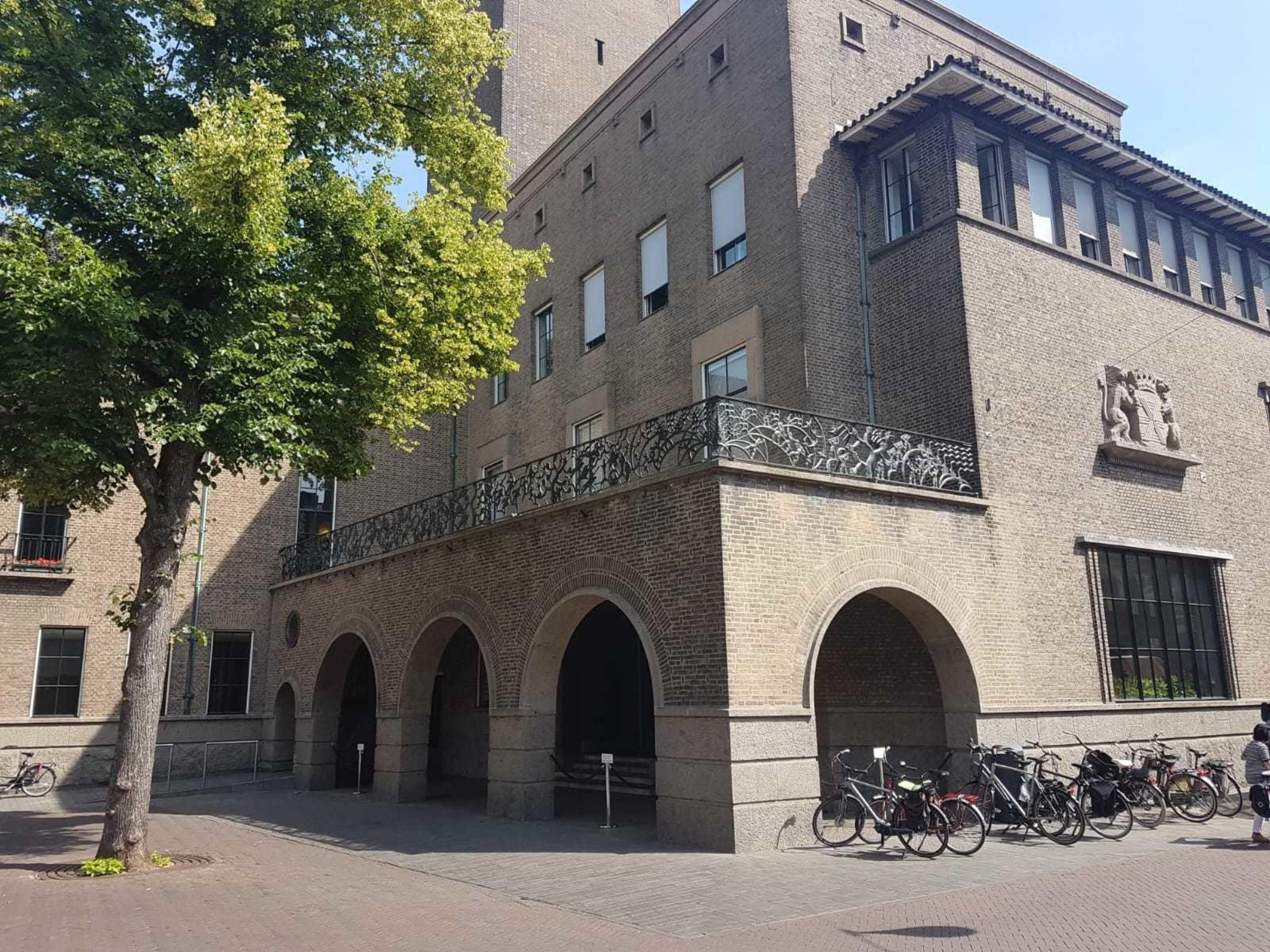 2019 Stadhuis Balkon Balkonroute