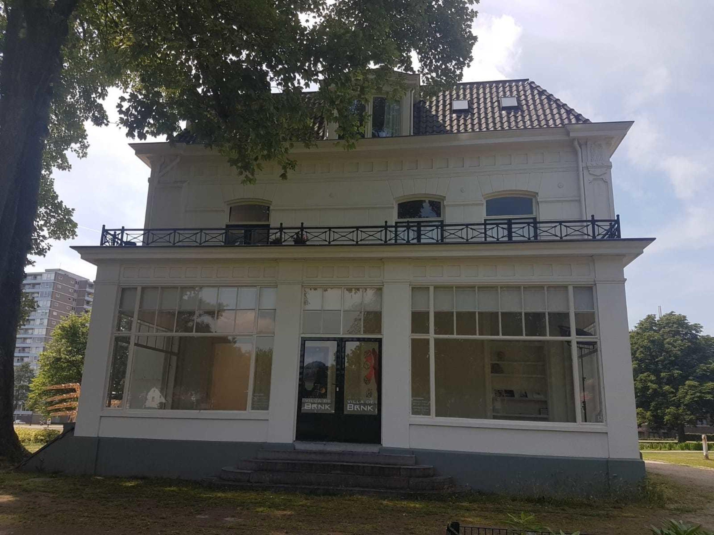 2019 Villa De Bank Balkonroute