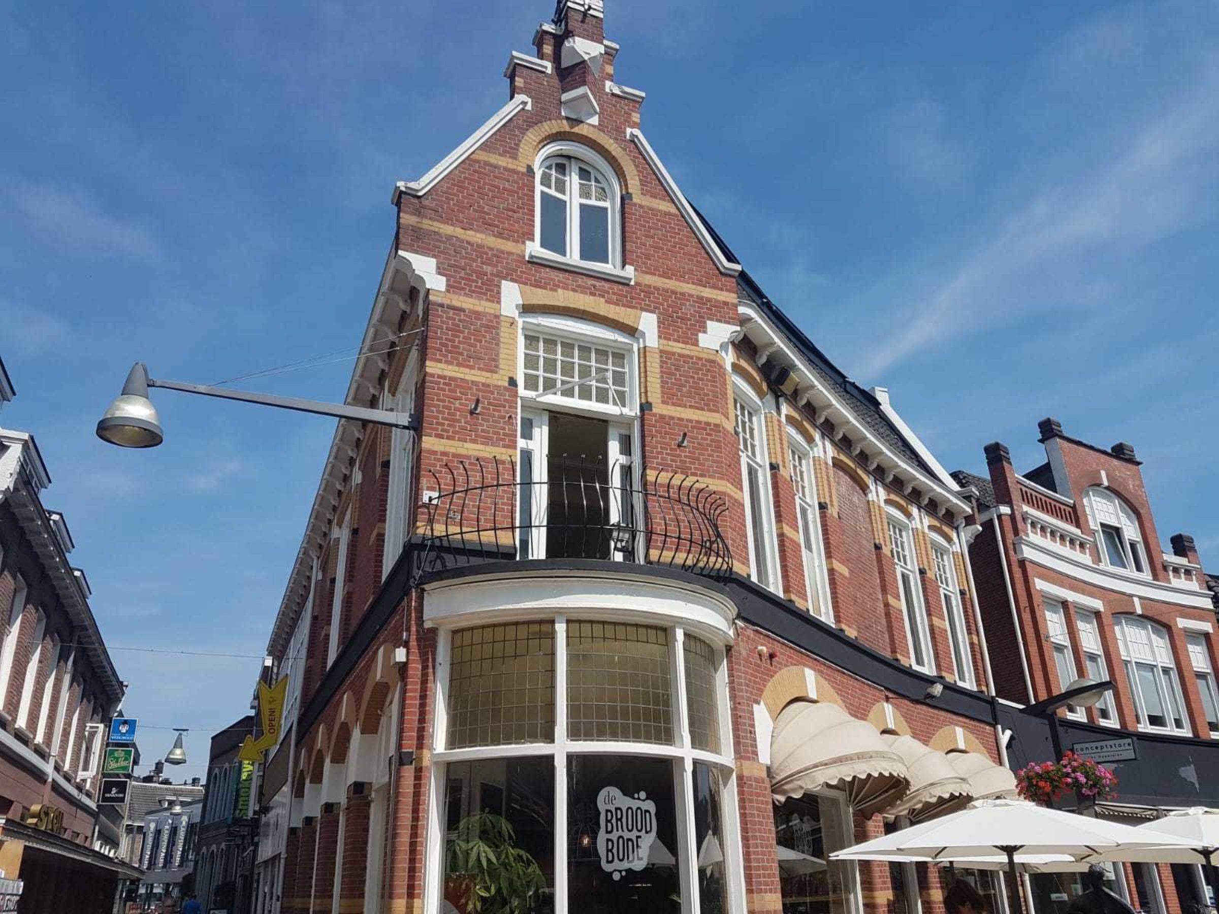 2019 De Broodbode Haverstraatpassage Balkonroute