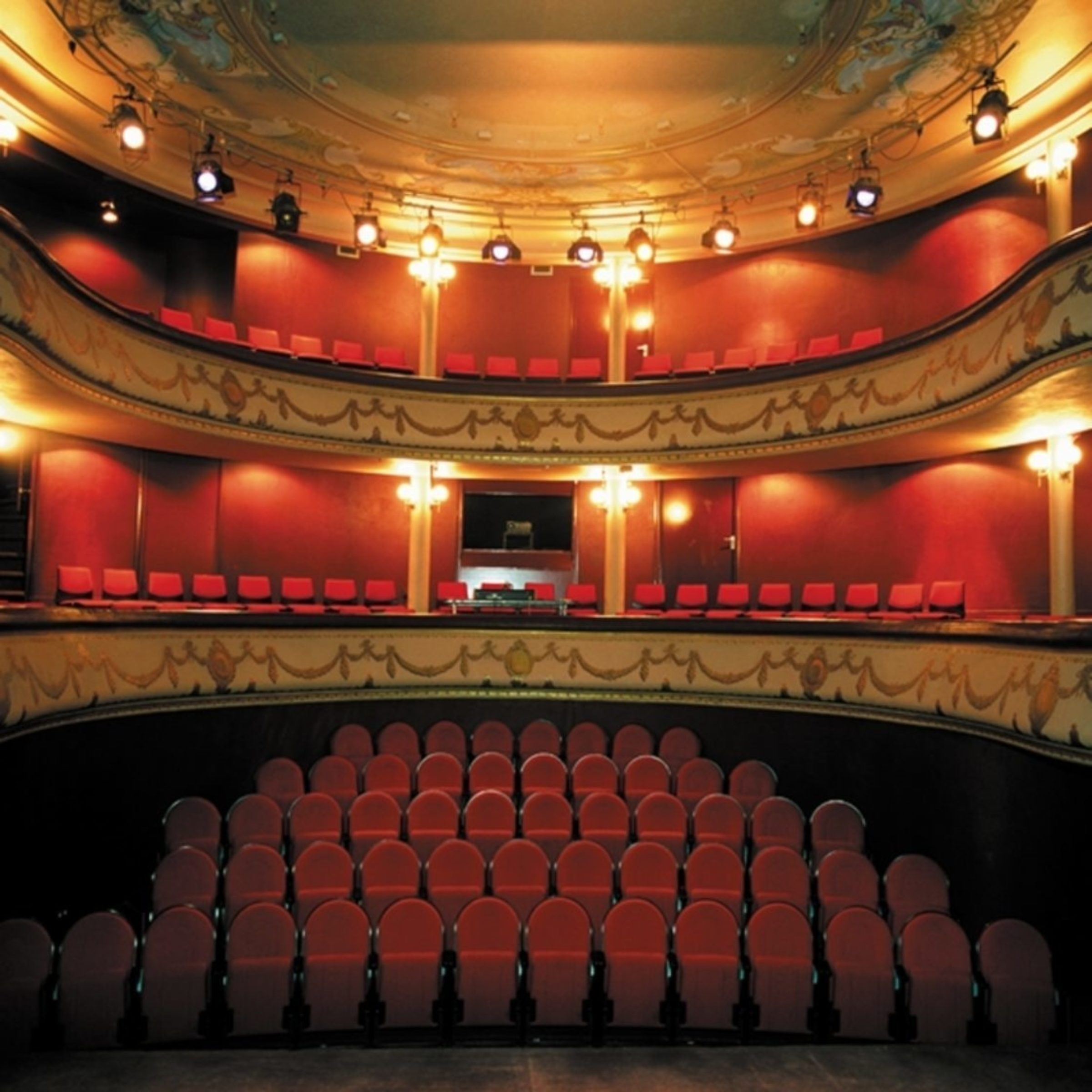 Concordia Film Theater Oude Markt