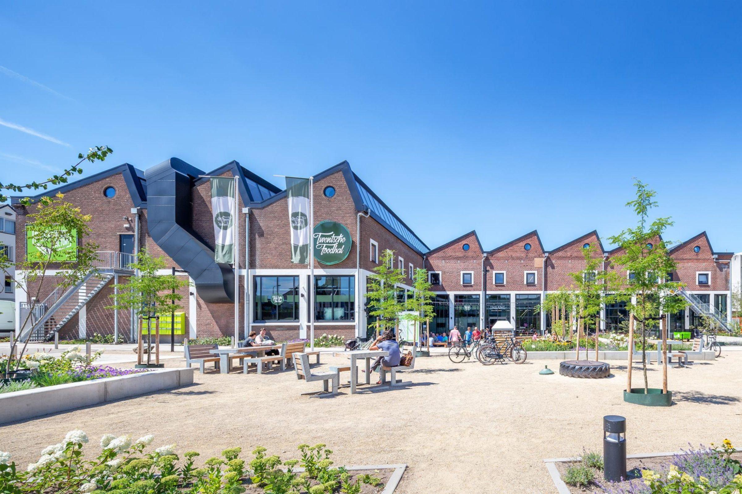 Twentsche Foodhal Enschede