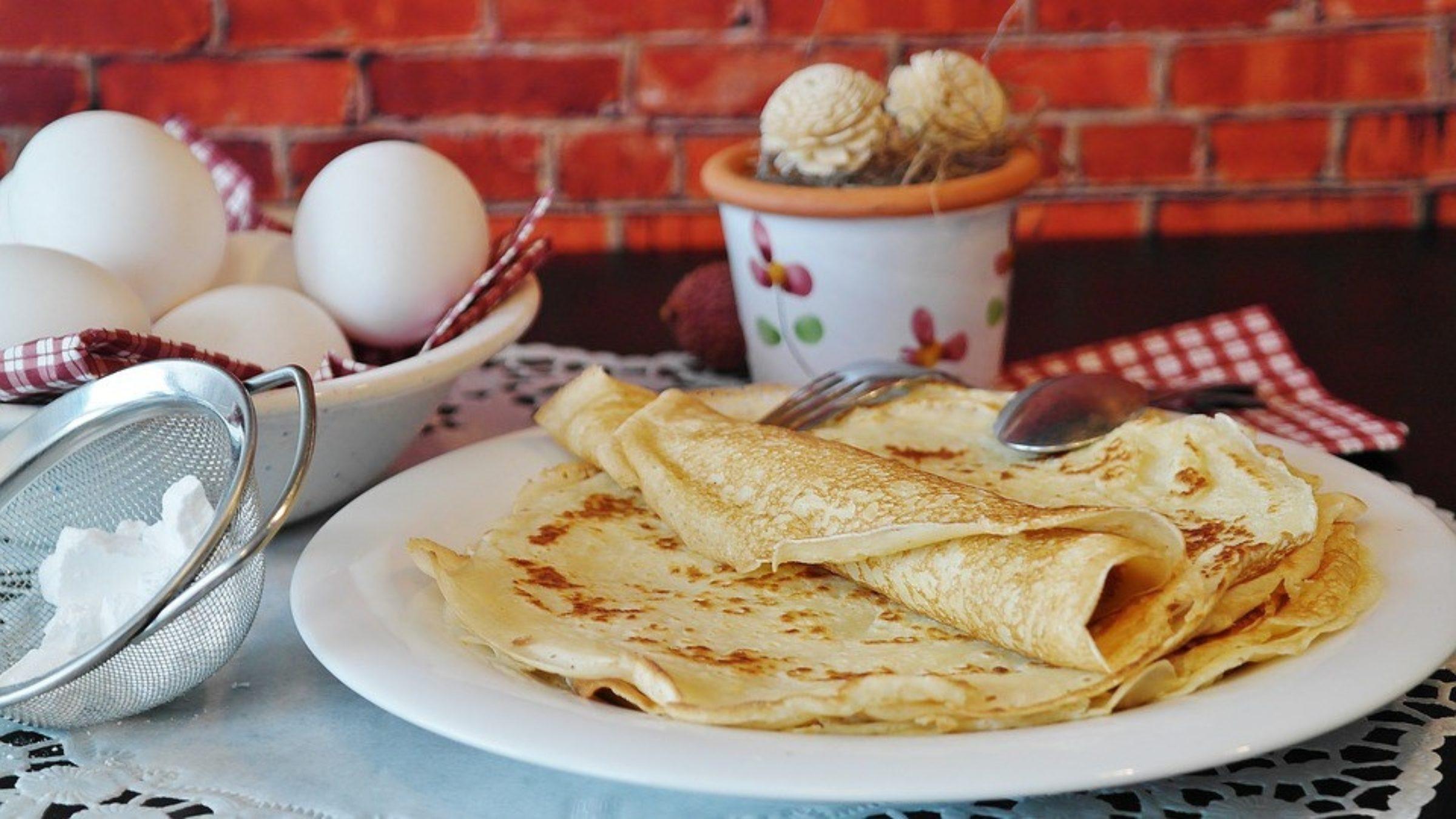 Pannenkoek Mister Pancake