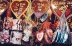 Zoetigheid op de kerstmarkt in Osnabruck