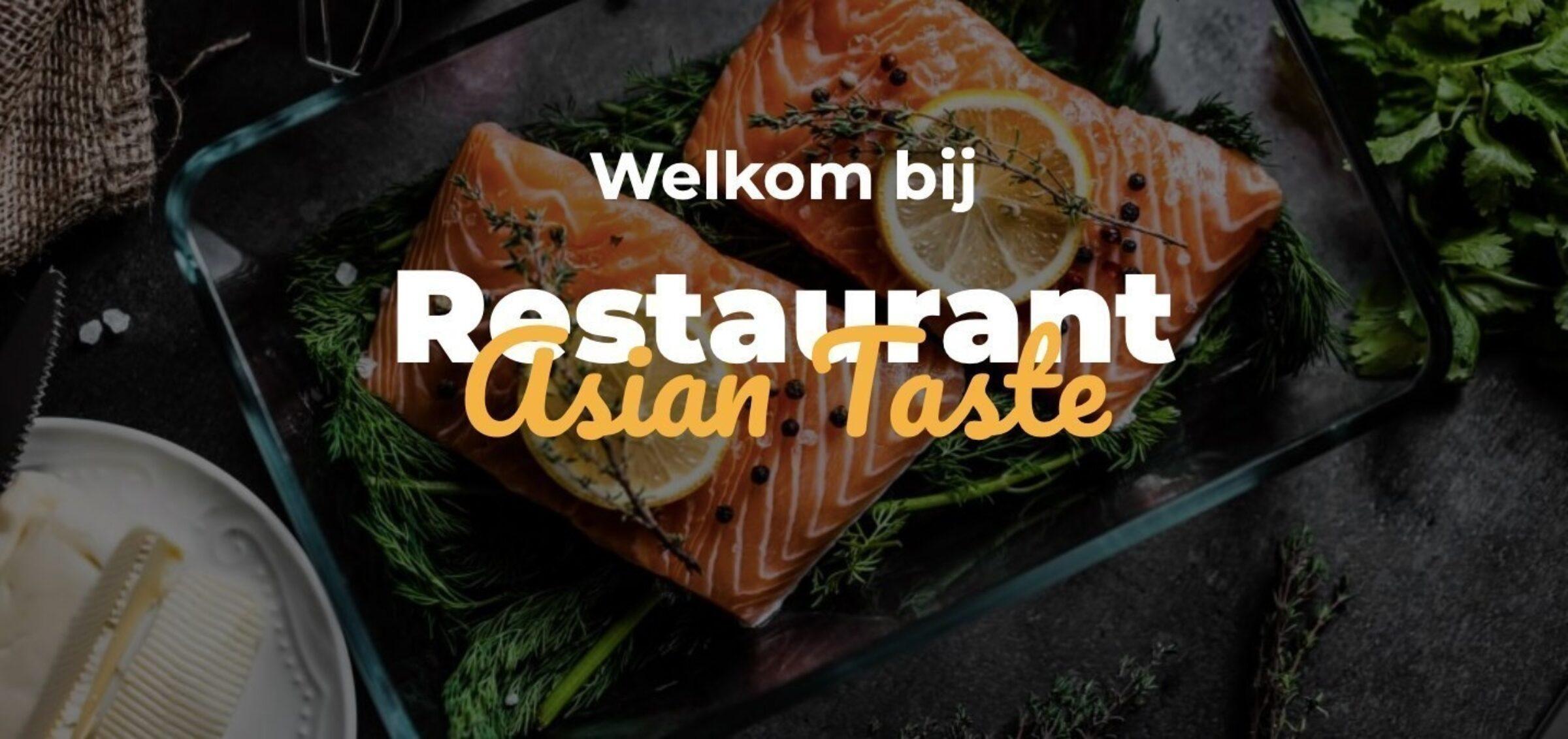 Asian taste Enschede