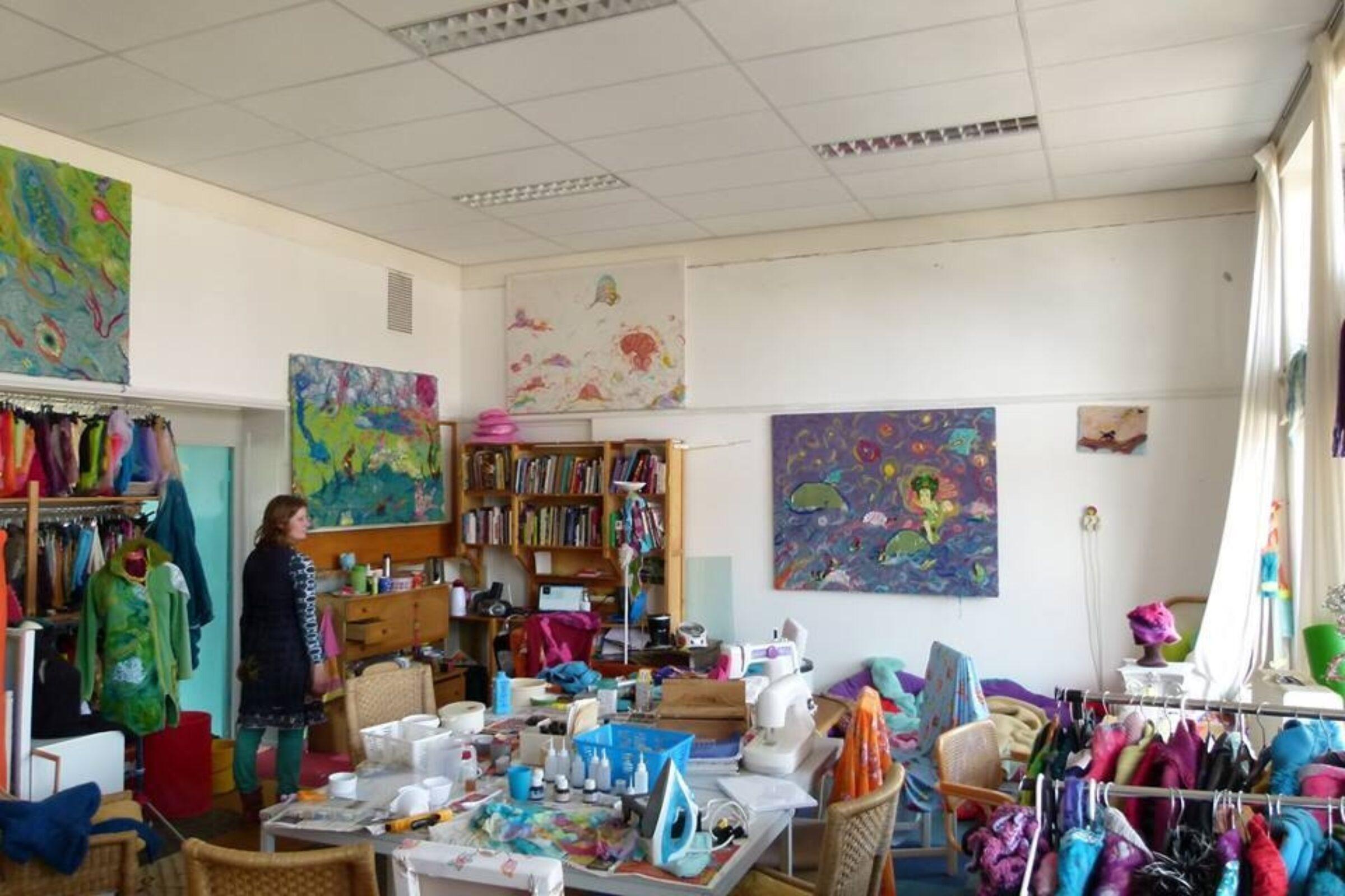 Atelier Femke Zessprong Enschede