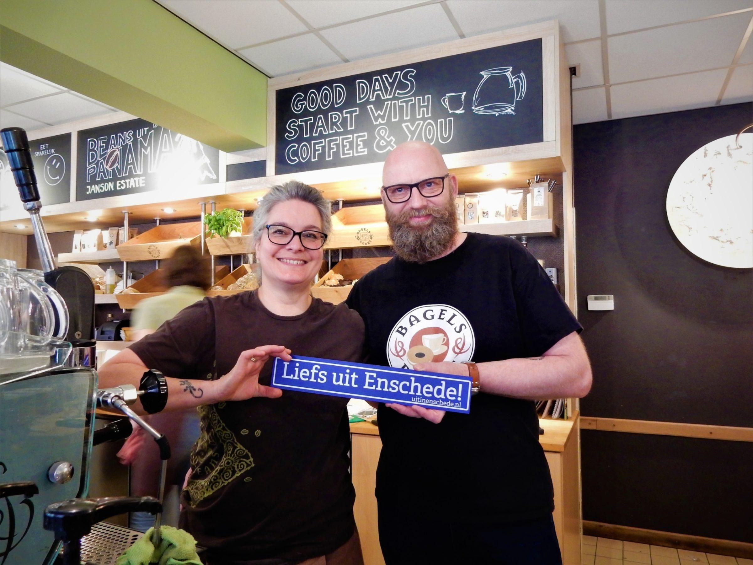2017 Liefs Uit Enschede Bagels En Beans Marketing En Campagnes