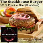 Baking Friends Steakhouse Burgerlogo