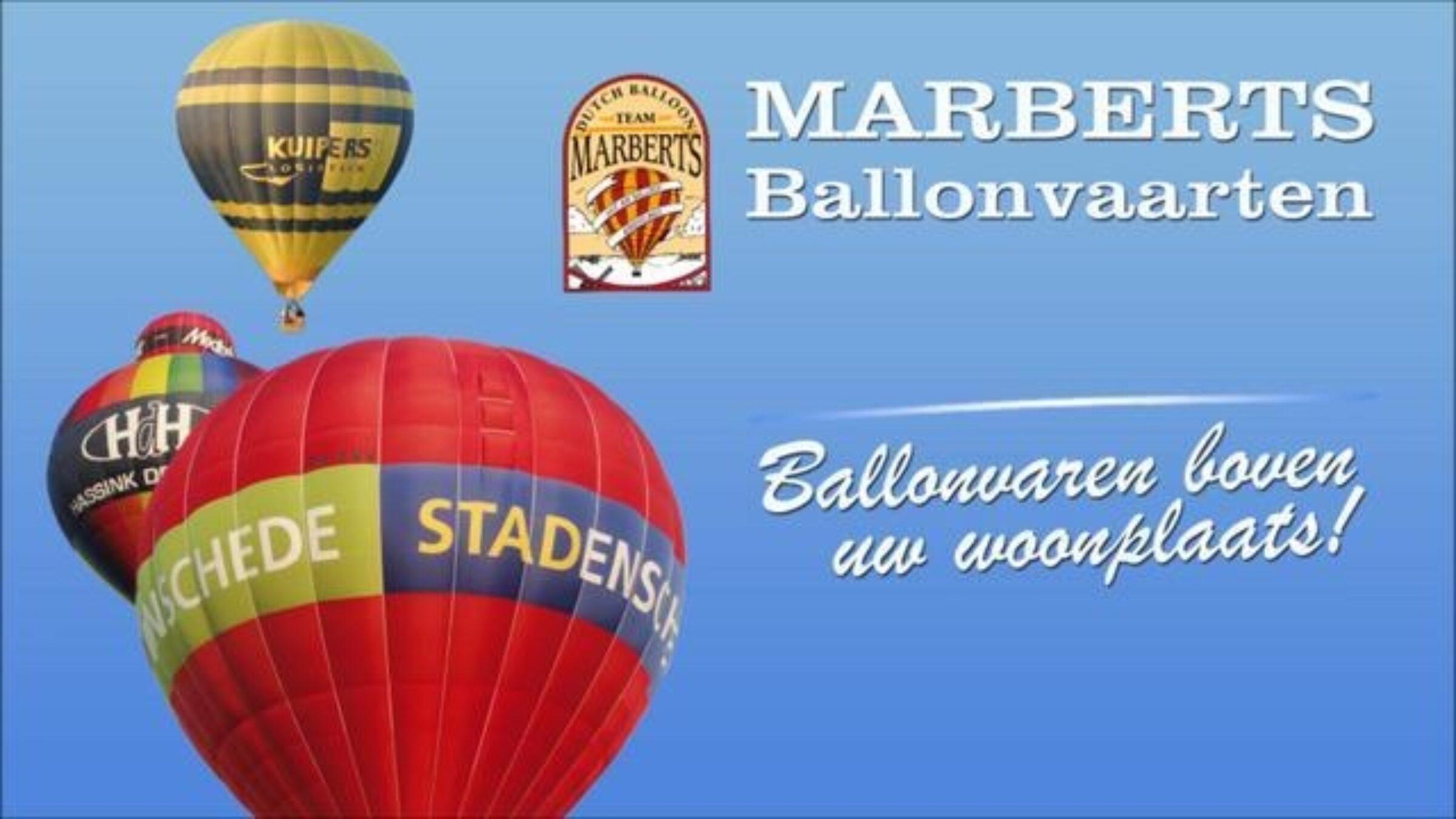 Ballonvaarten Marberts Enschede