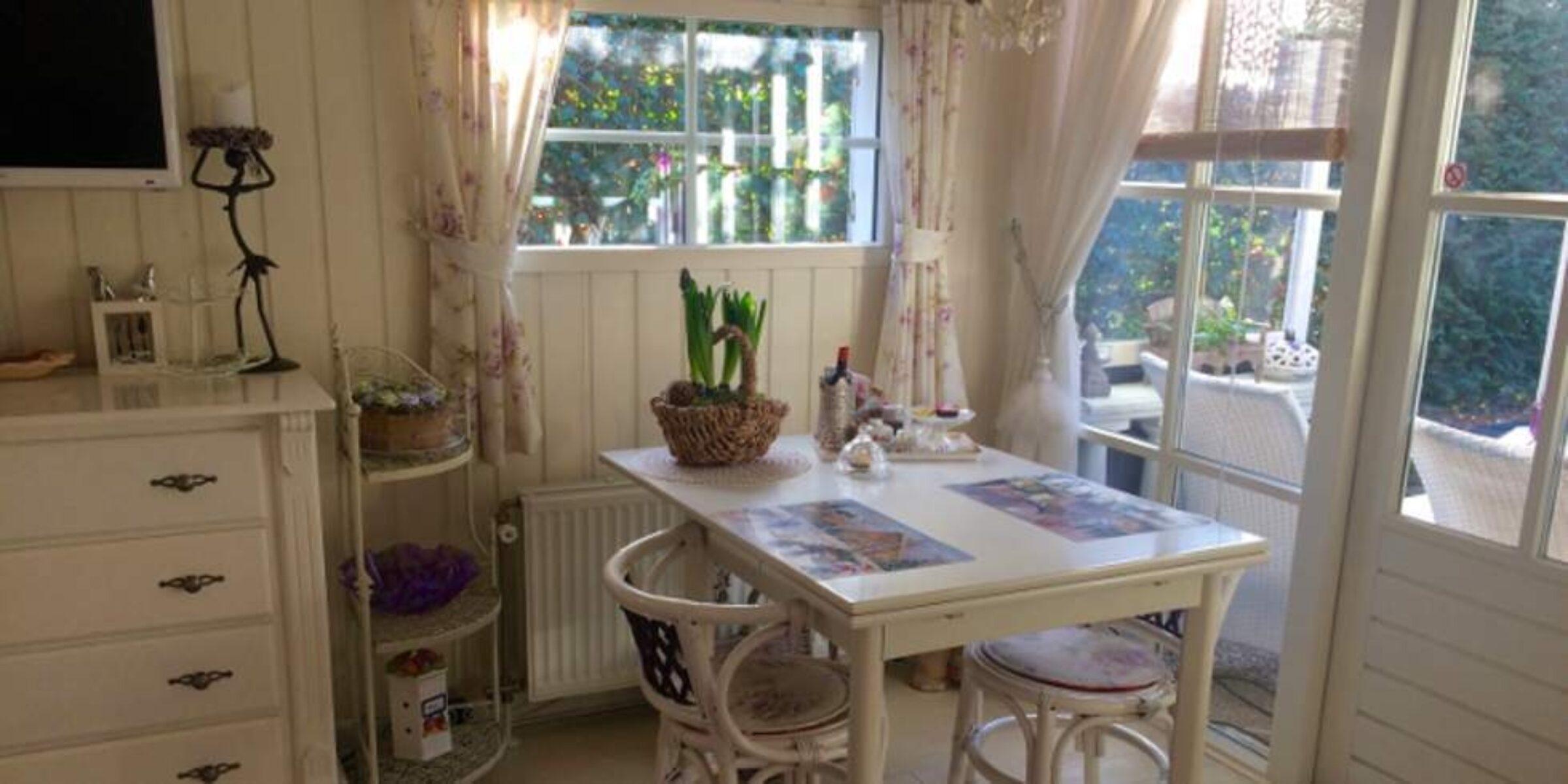 Bed breakfast het Tuinhuisje Enschede2