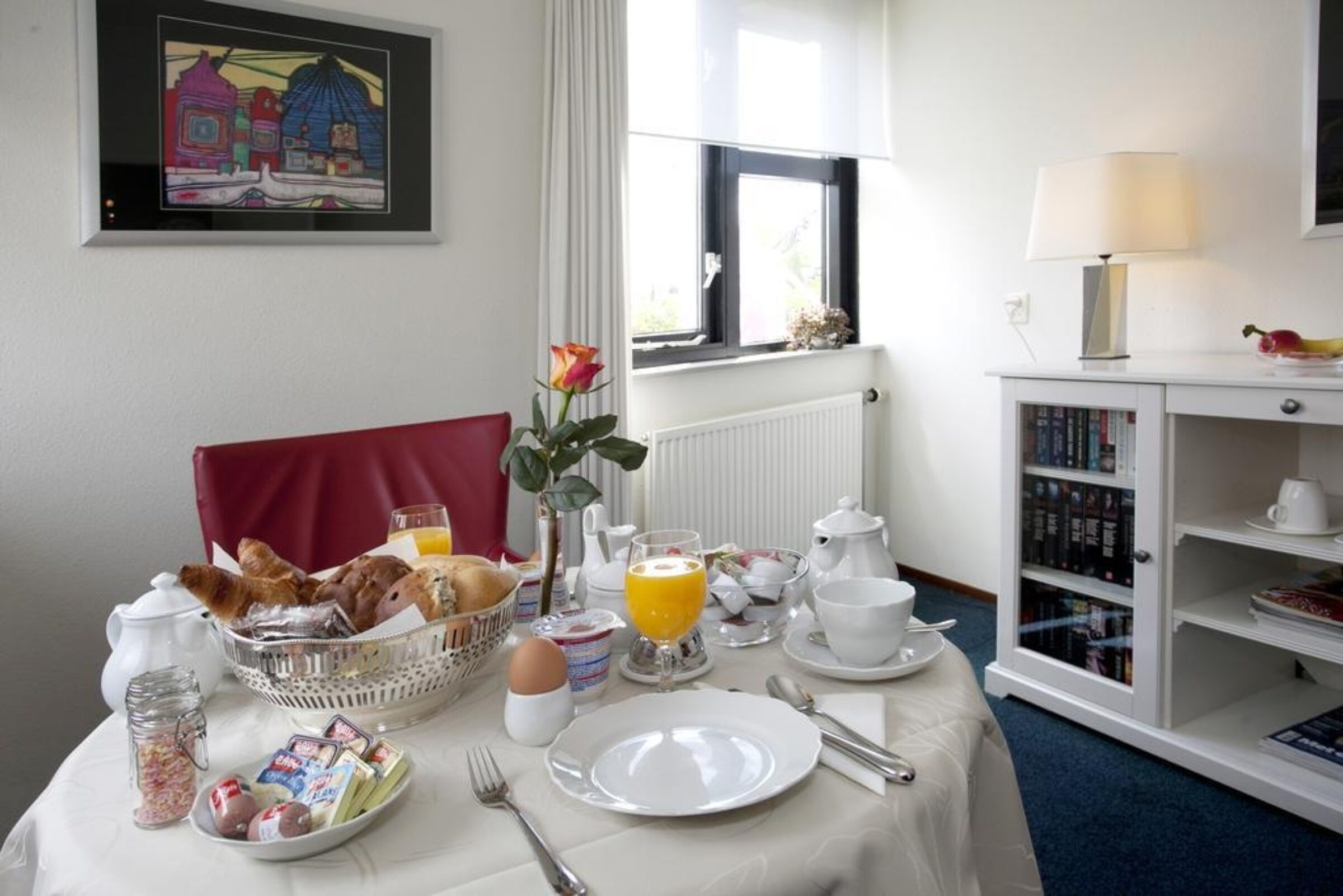 Bed breakfast Holter Enschede4