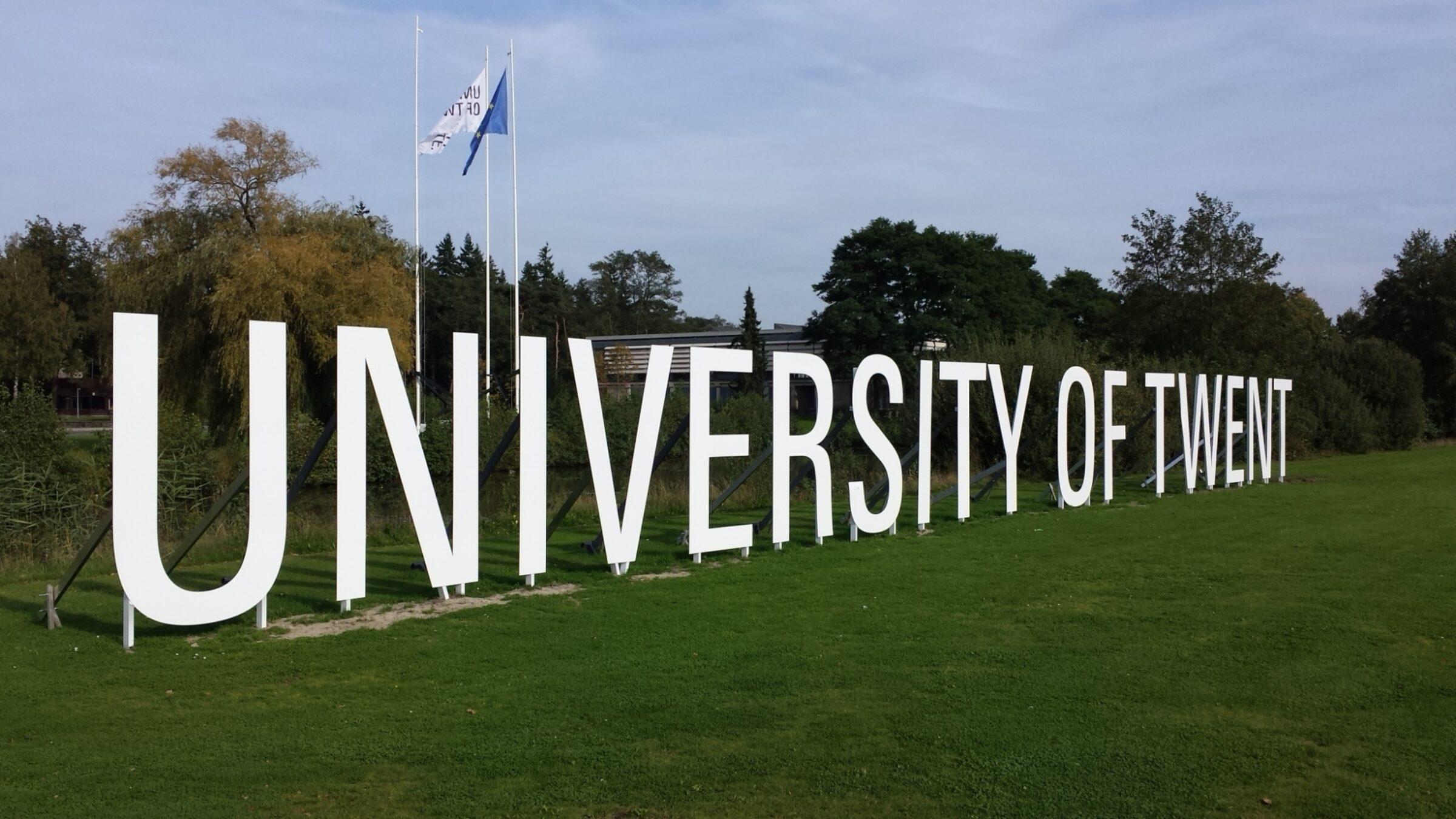 Universiteit Twente enschede