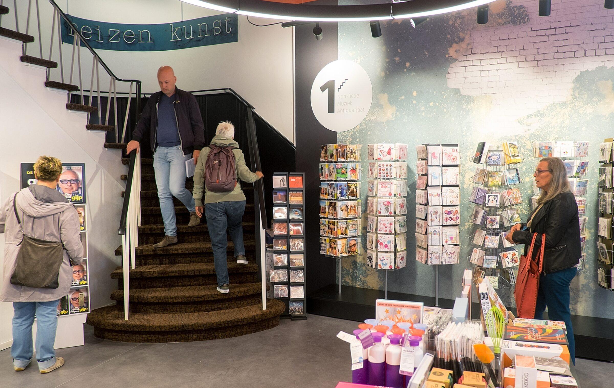 boekhandel broekhuis enschede