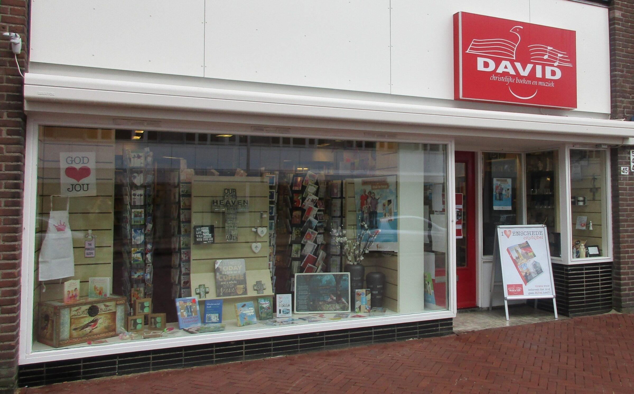 boekhandel david enschede