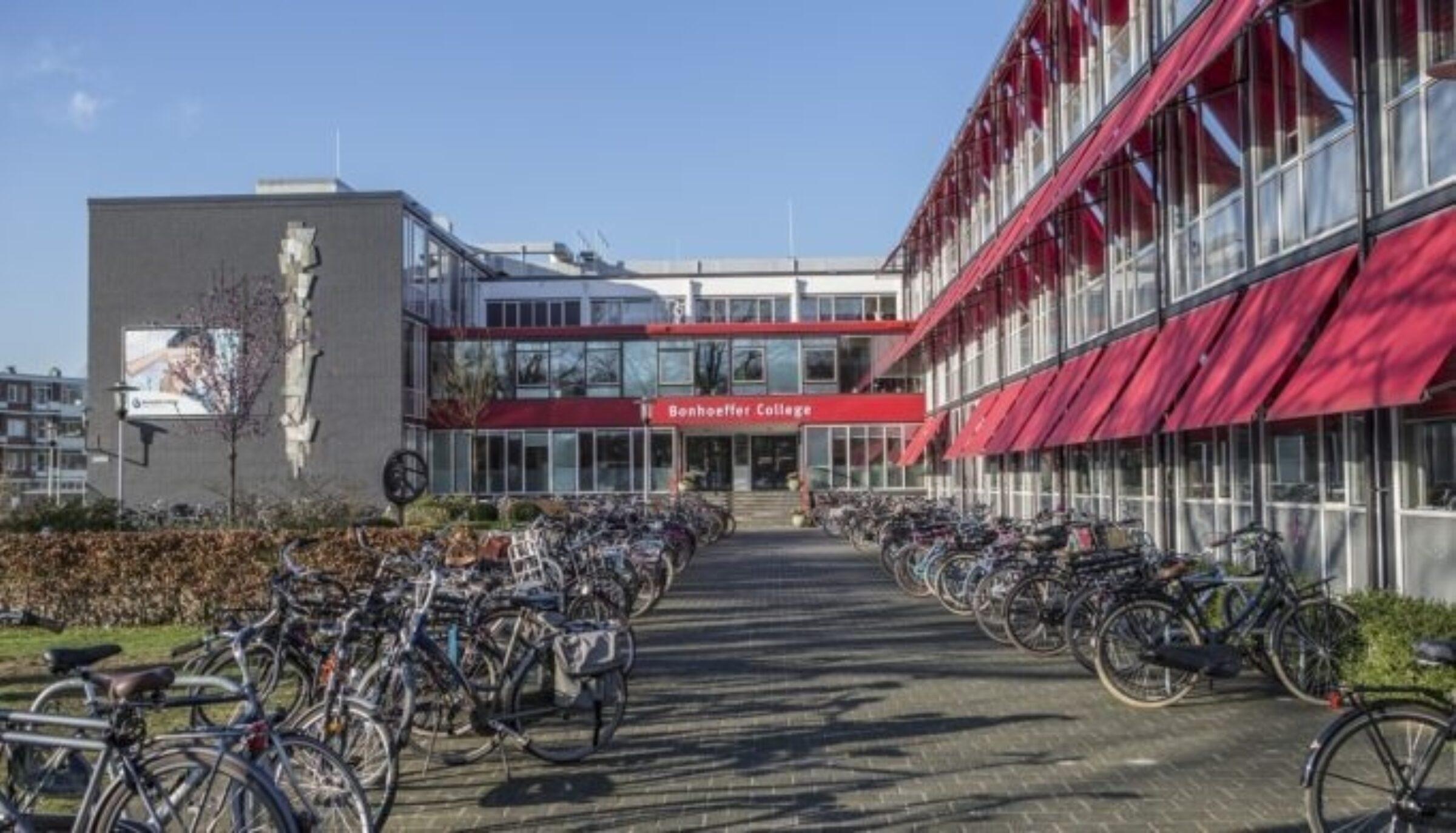 Bonhoeffer Bruggertstraat Enschede