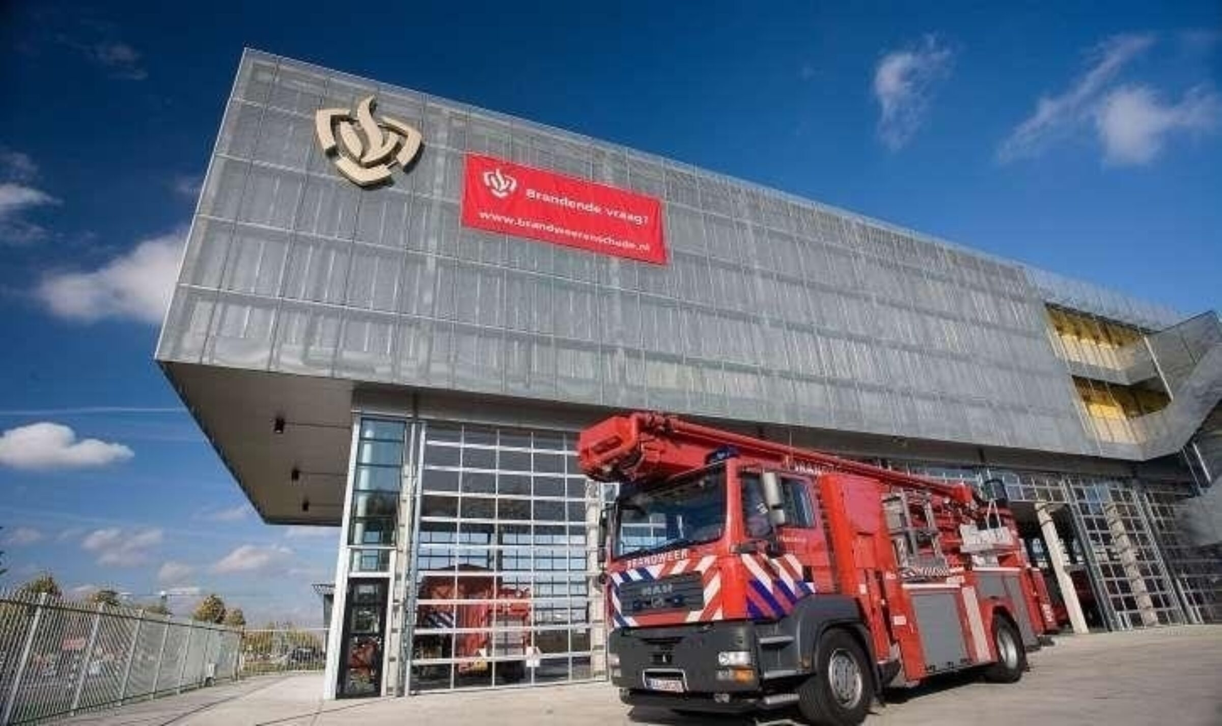 Brandweer Enschede