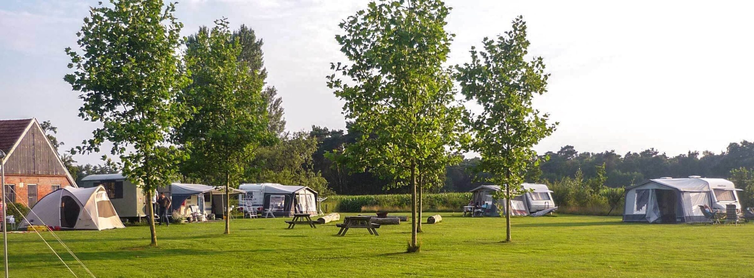 Camping enschede