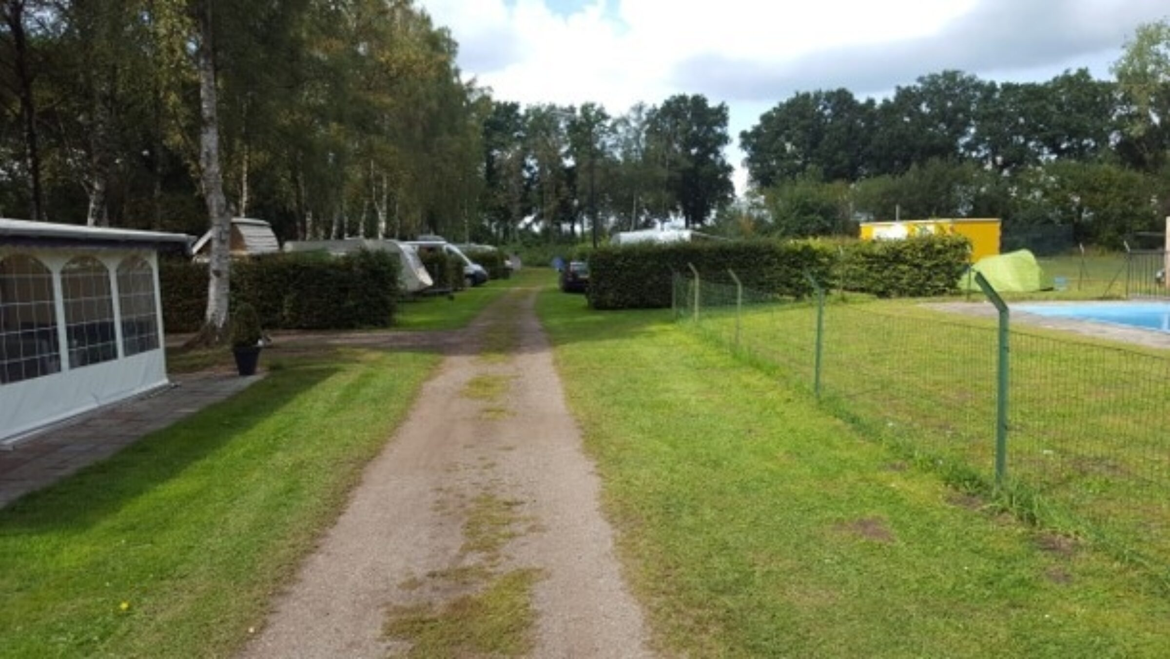 Camping twente Enschede3