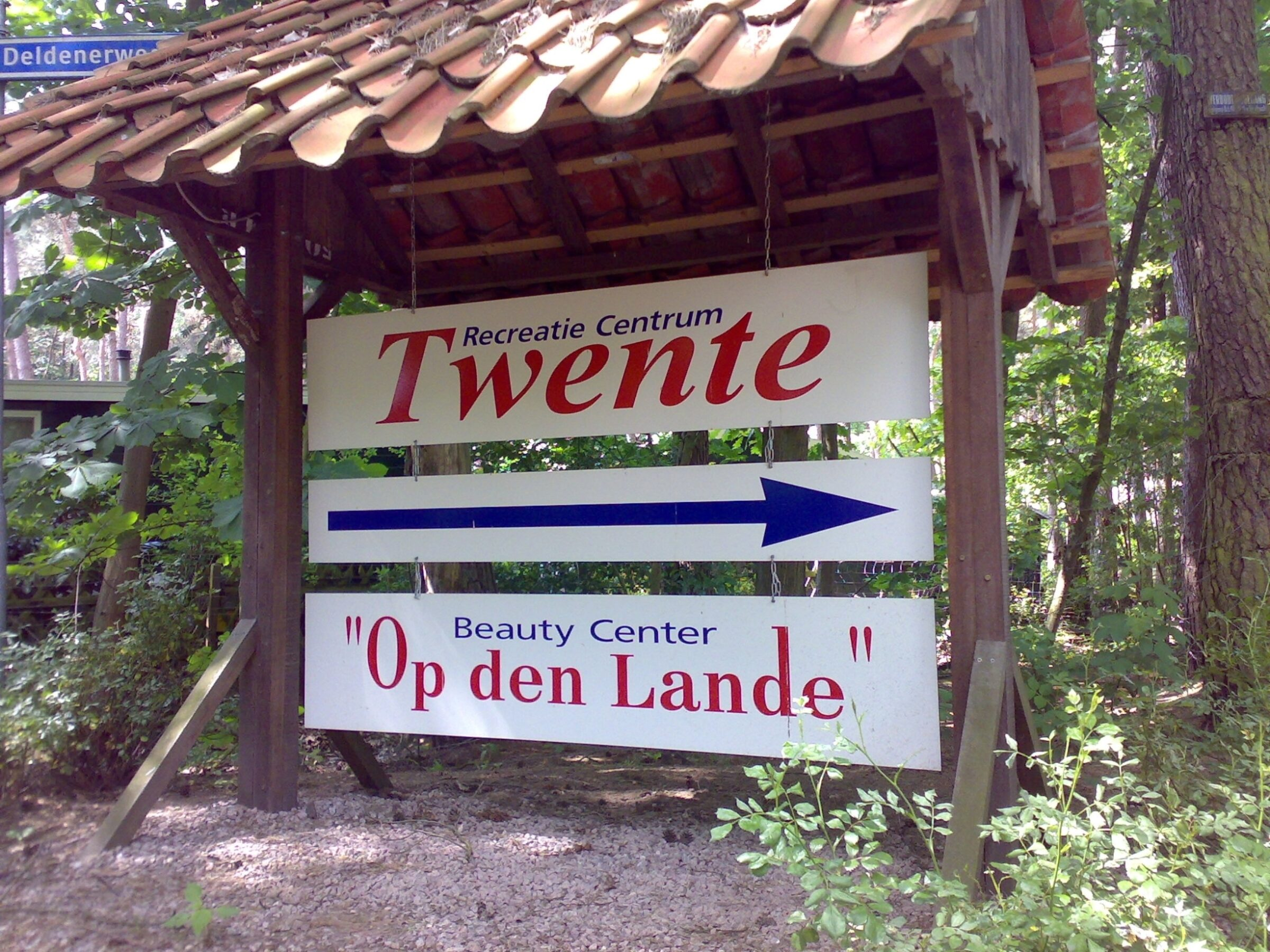 Recreatiecentrum Twente Camping Twente