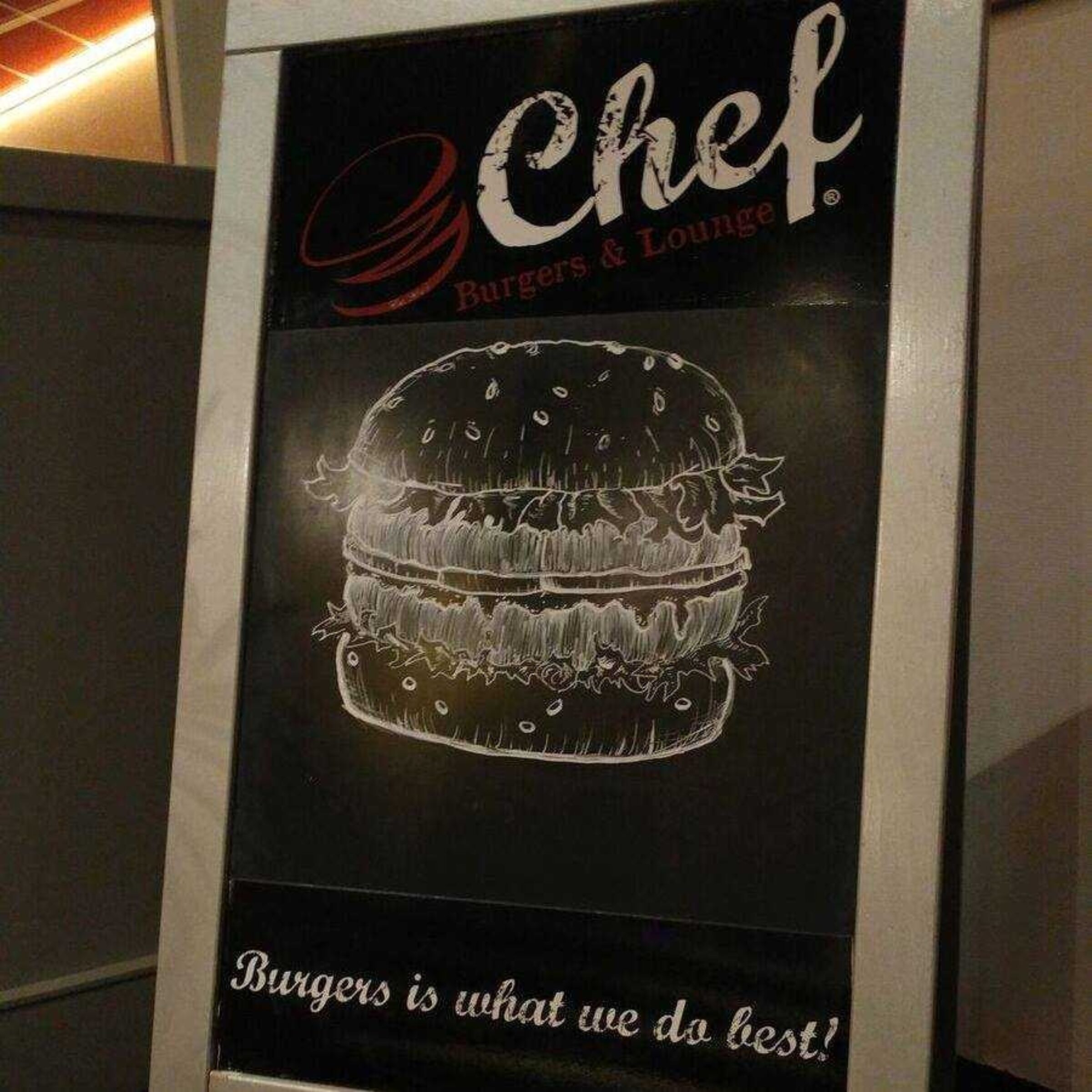 Chef Burgers & Lounge Enschede