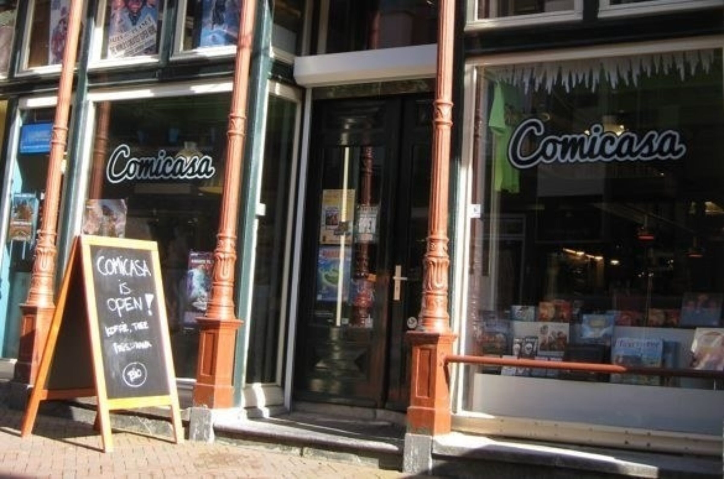 Comicasa Enschede