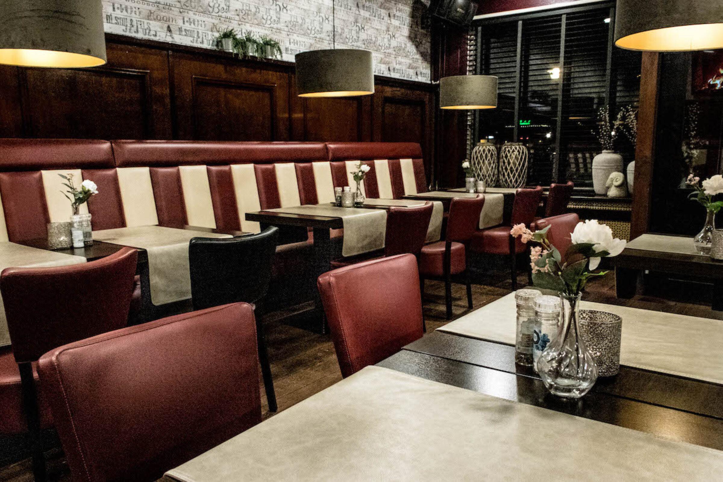 De Brasserie restaurant