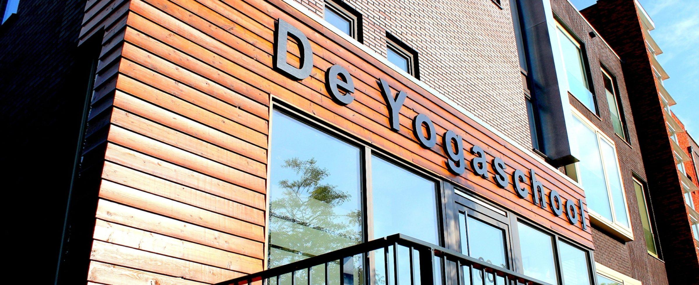Yogaschool enschede