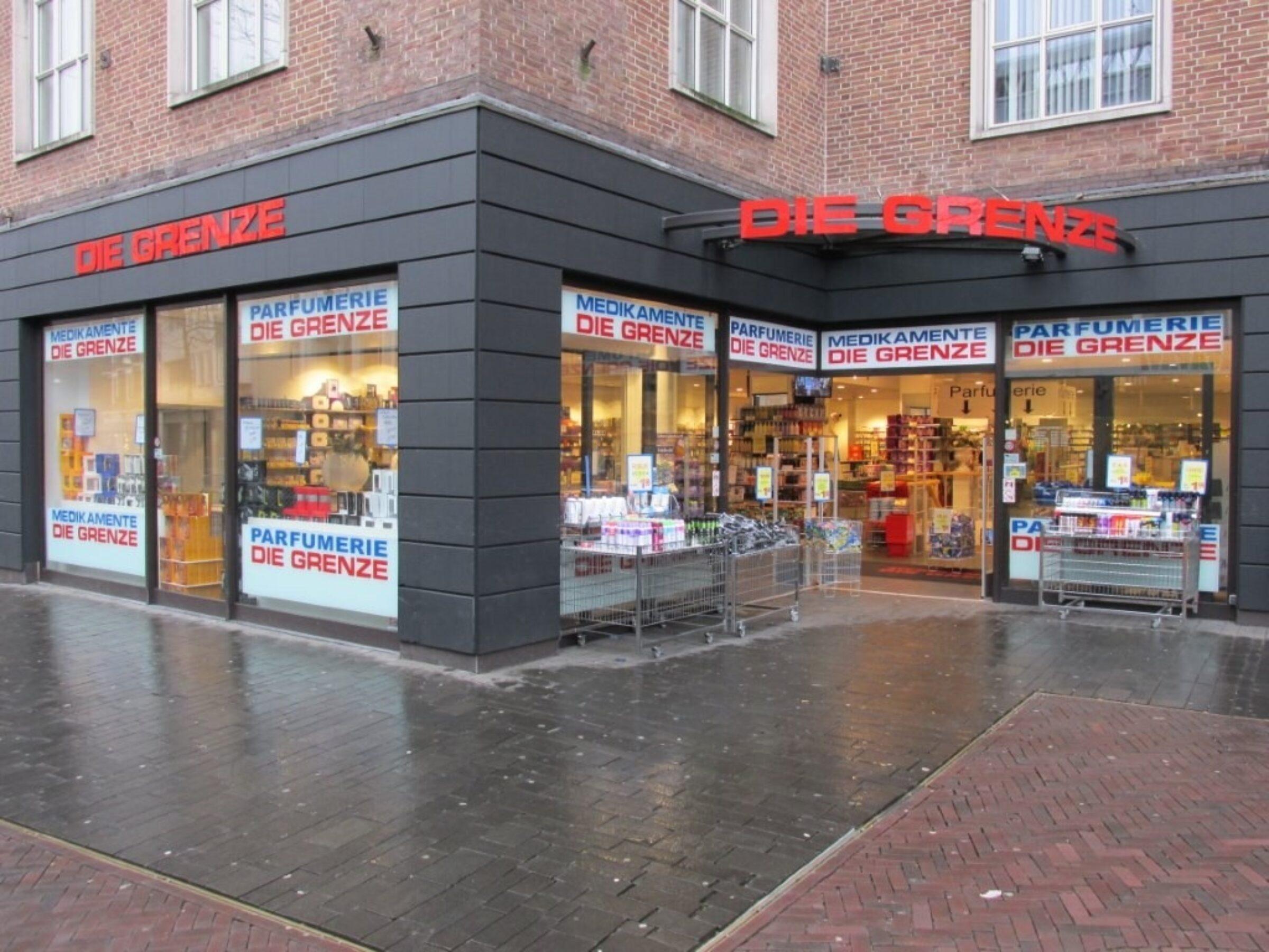 Die Grenze Enschede