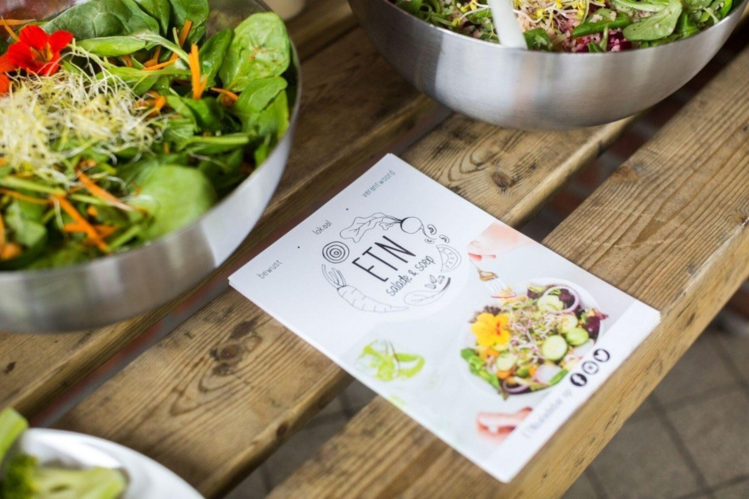 ETN Saladebar Enschede