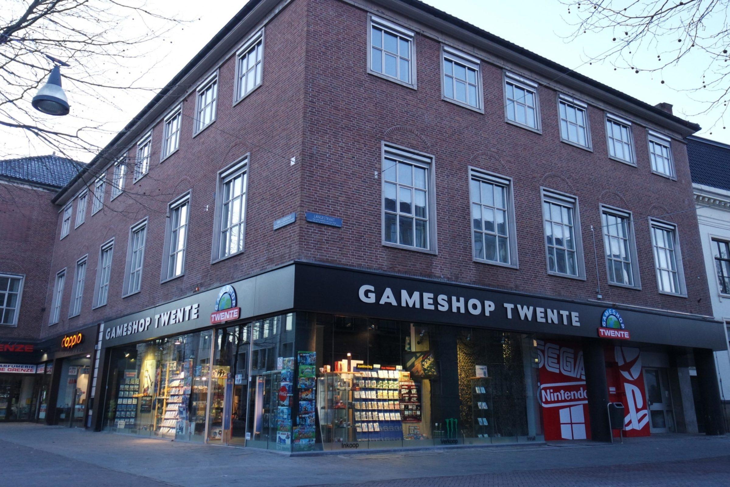 gameshop twente enschede