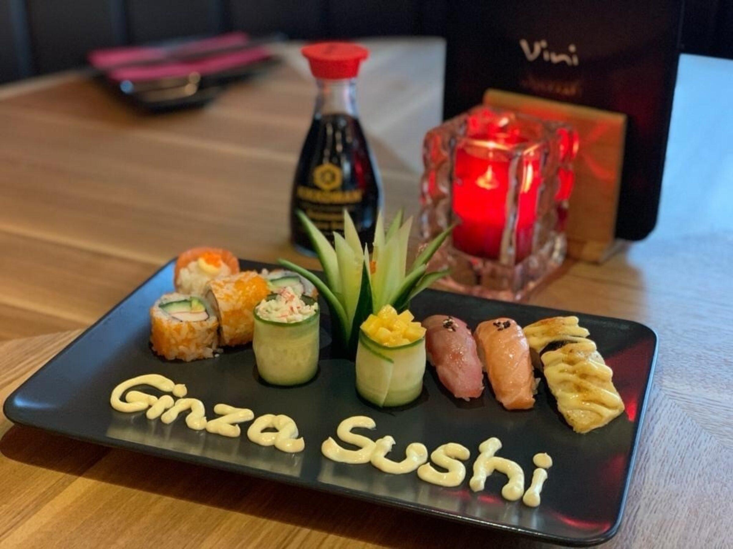 Ginza Sushi 1